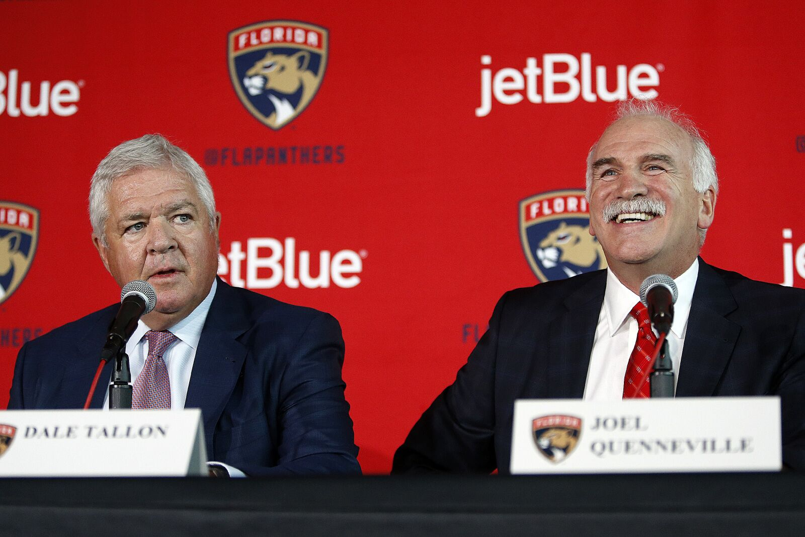 Florida Panthers: Thank You Dale Tallon For the First Day of Free Agency