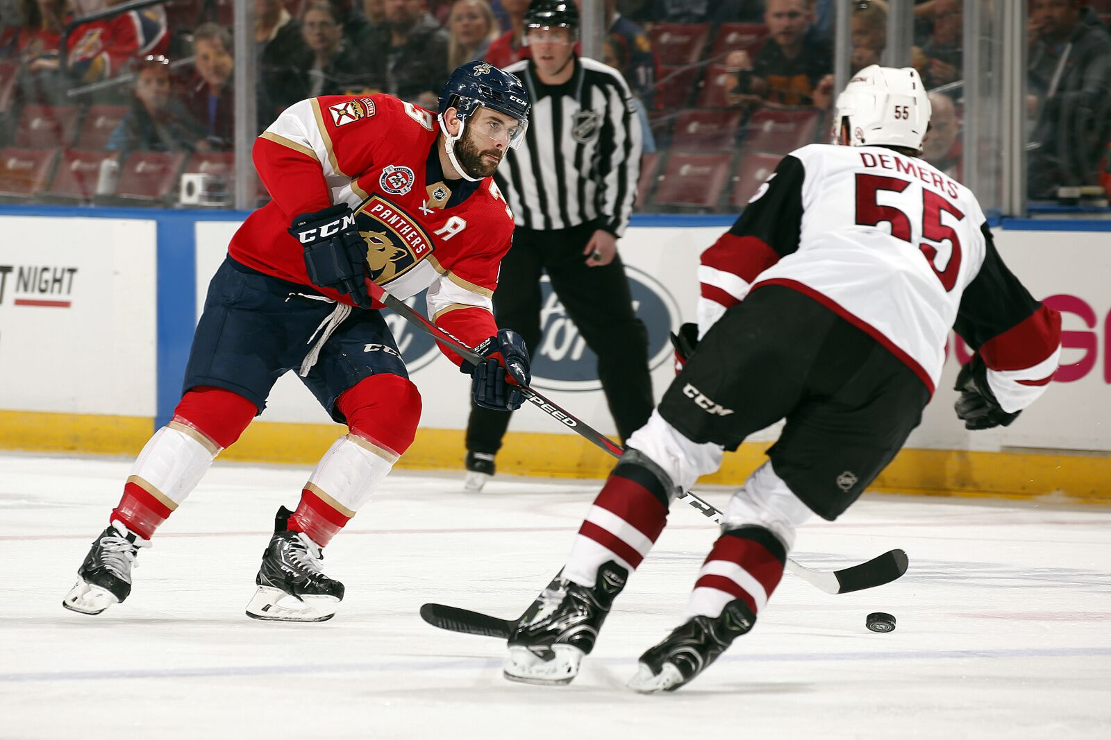 Florida Panthers: Puck Possession and Precision Must be Vital in 2019-20