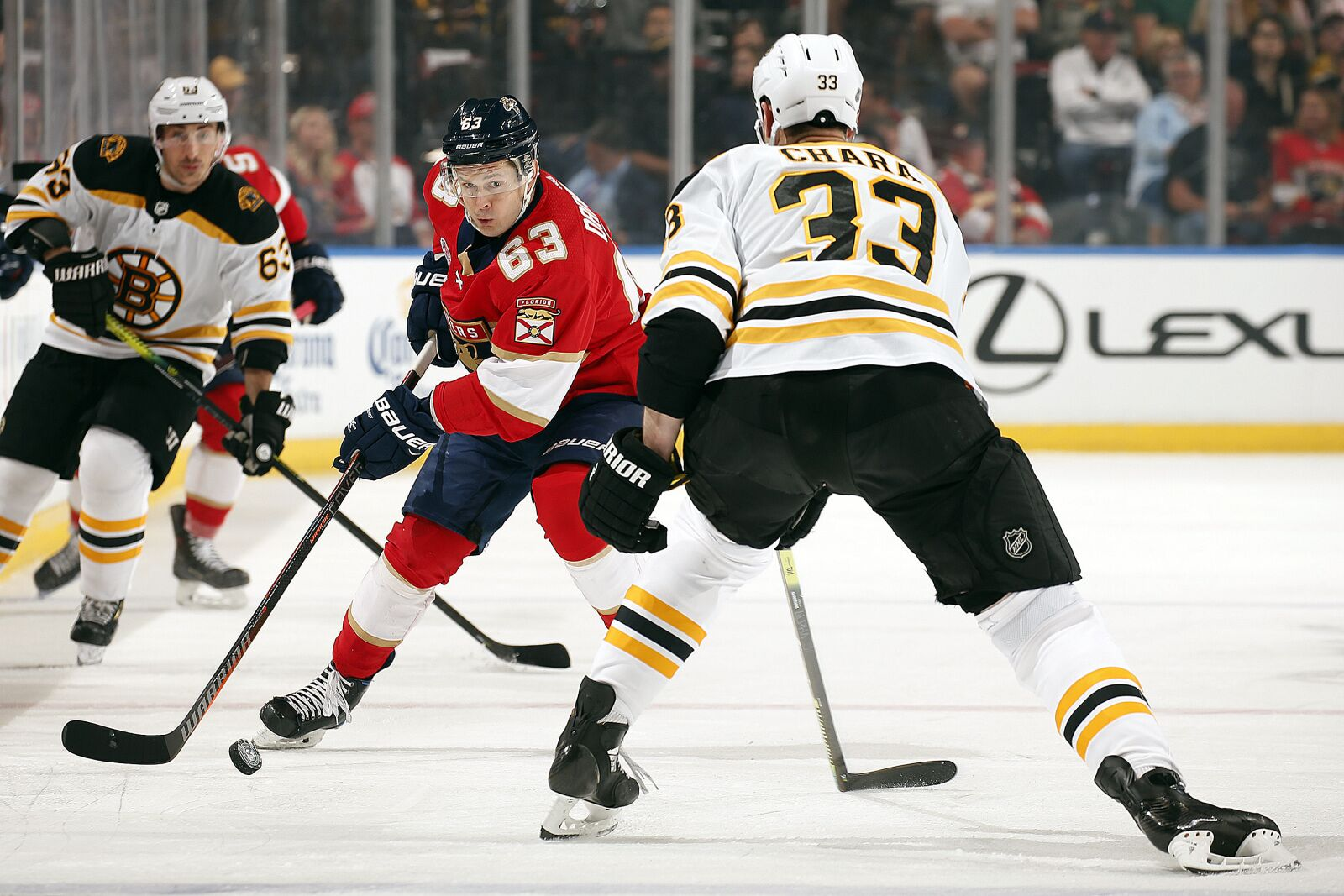 Florida Panthers: How They Match Up with the Boston Bruins in 2019-20
