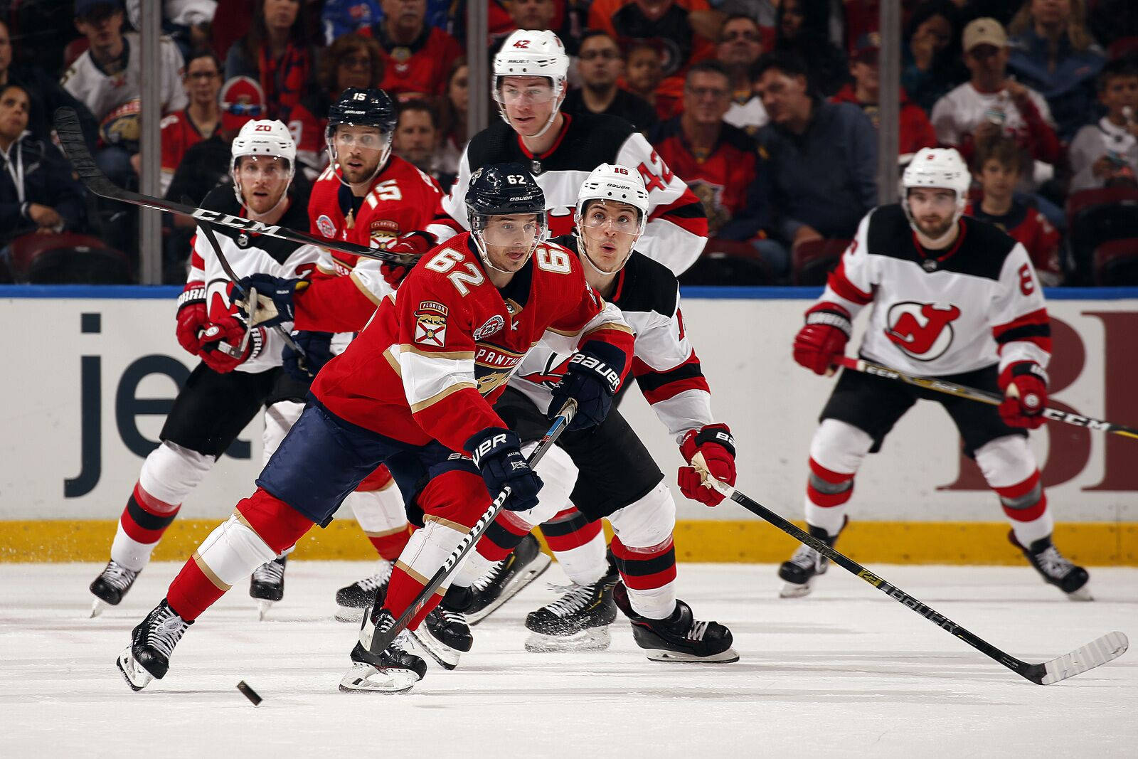 Florida Panthers: More Speed, Less Scrambling, and Same Shots