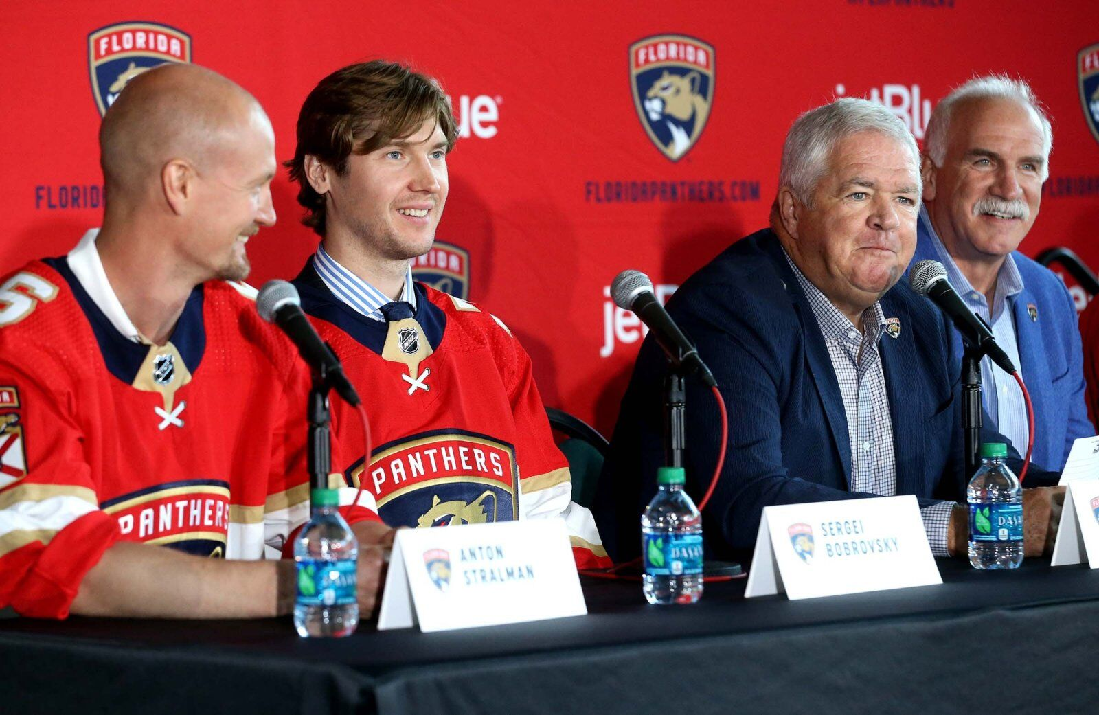 719d073d Florida Panthers: If Failure Ensues, 2020 Could be Dale Tallon's ...