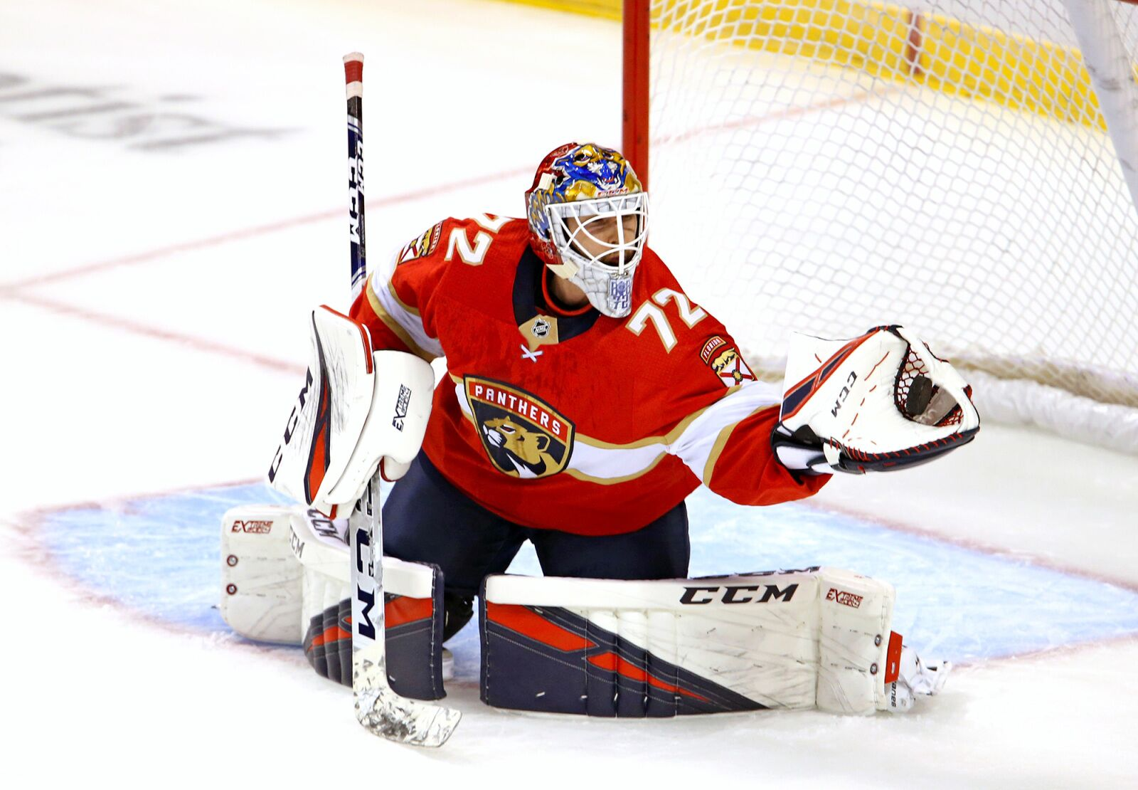 Florida Panthers: Sergei Bobrovsky Has Played Lights Out as of Late