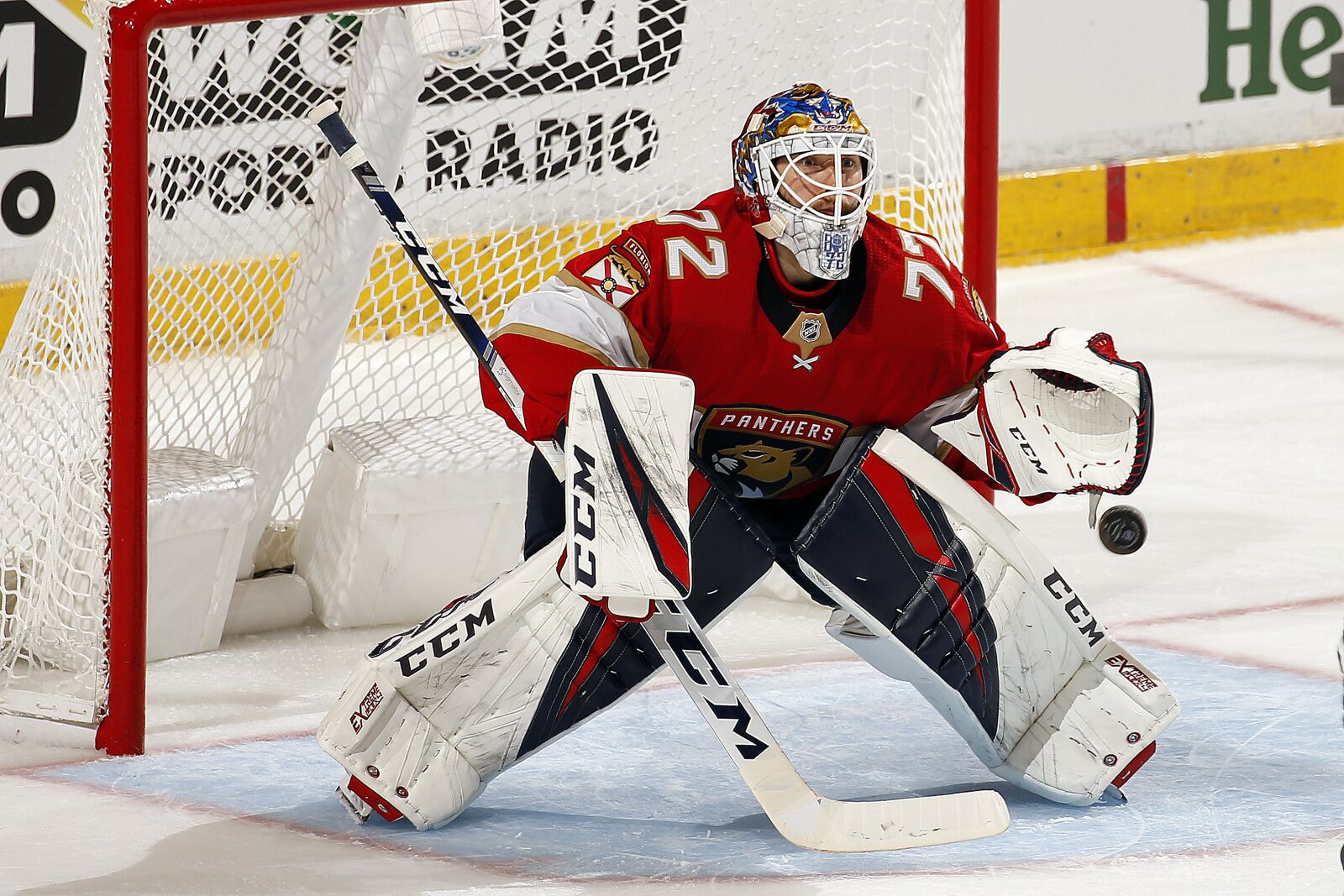 Why Sergei Bobrovsky is the Florida Panthers' Most Important Player