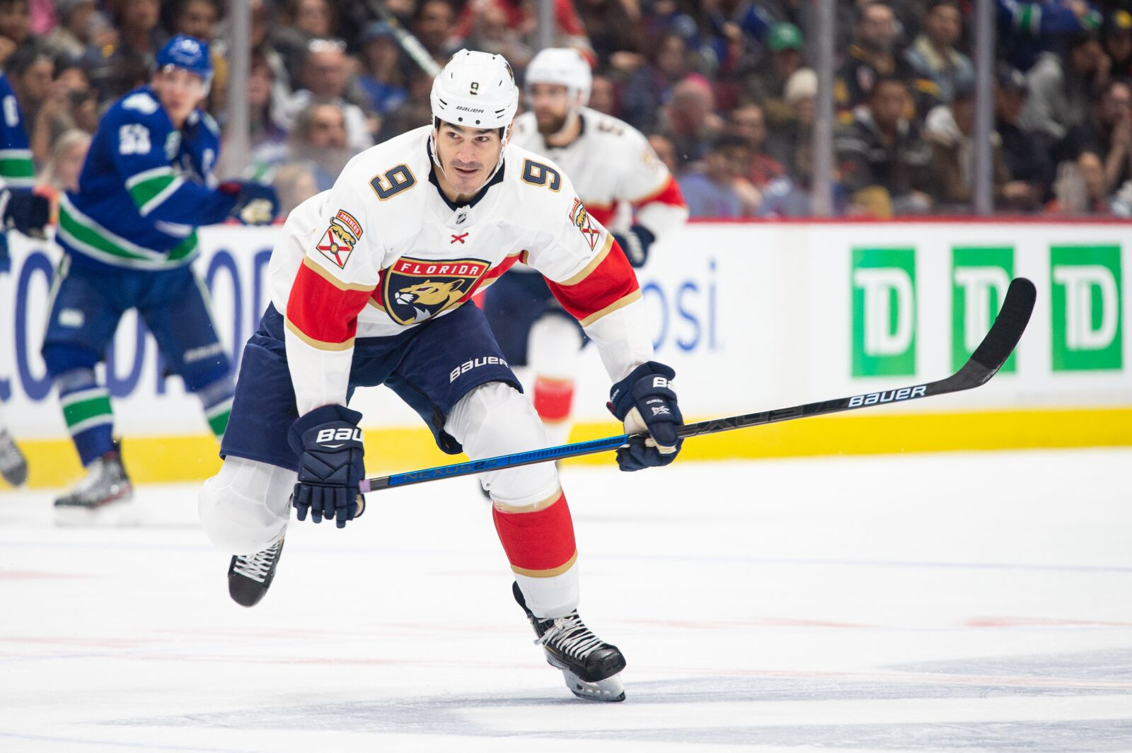 Florida Panthers: Brian Boyle is Fitting in Well with the Cats