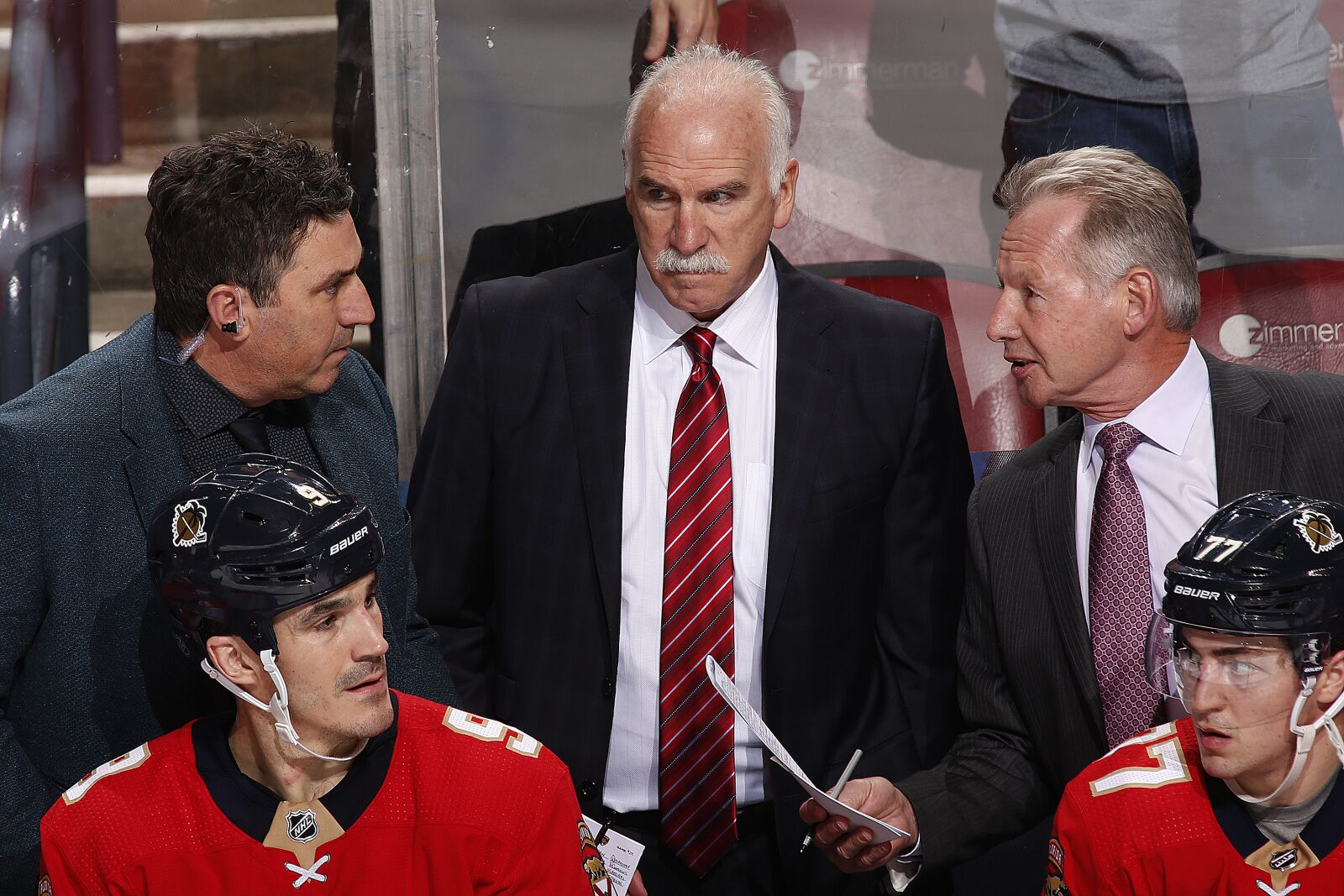 Florida Panthers' Stroke of Fortune Giving Joel Quenneville Perfect Timing to Implement Culture