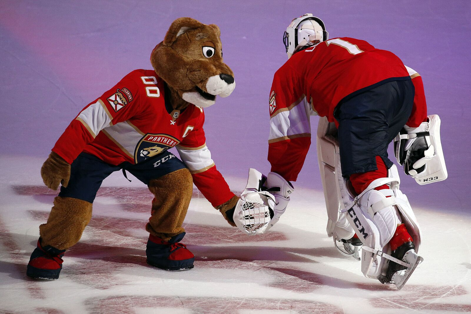 Florida Panthers Made the Right Choice Retiring Luongo's Jersey