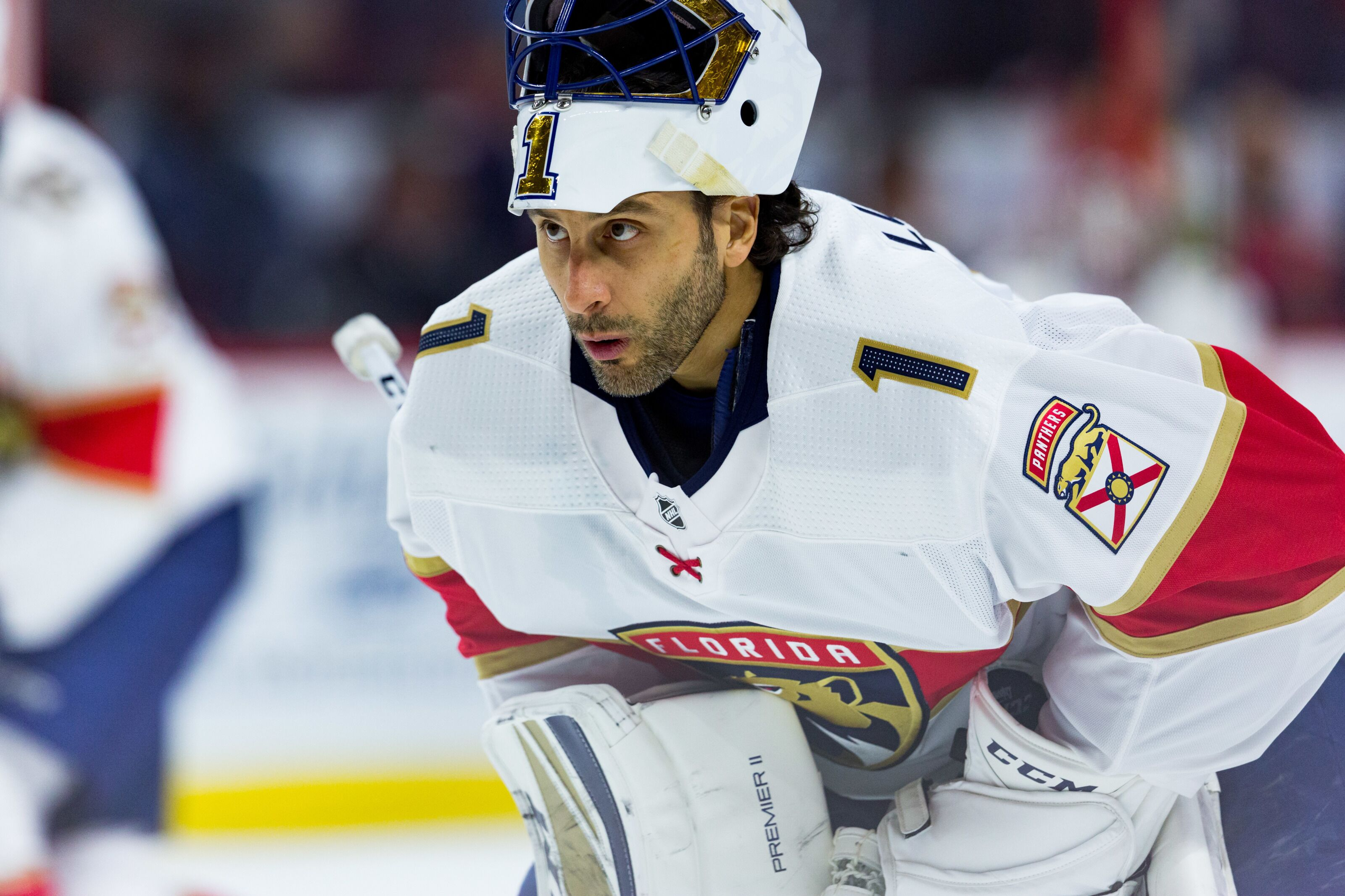 Florida Panthers How Much Can And Should They Rely On Roberto Luongo