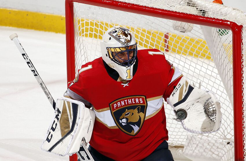 Florida Panthers Need To Find A Replacement For Roberto Luongo Soon