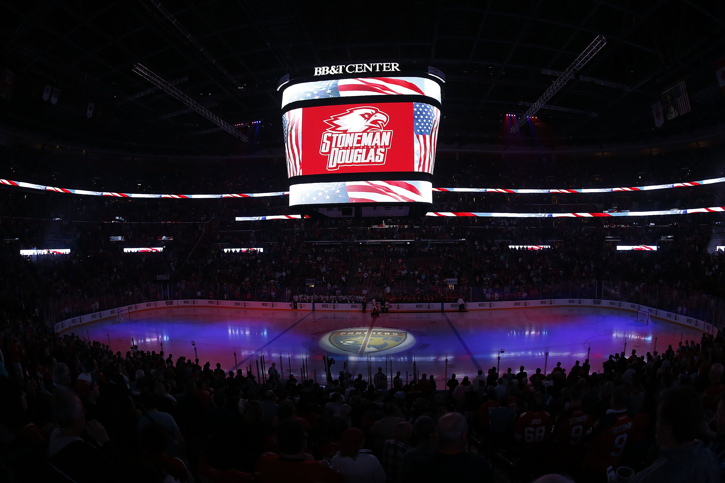 Florida Panthers Are Playing For More Than Their Season Playing For