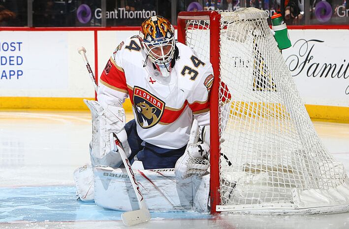 Florida Panthers Evaluating The Goaltending Position This Past