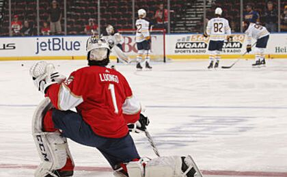 cc7af94df1e Florida Panthers  Evaluating the Goaltending Position this Past Season