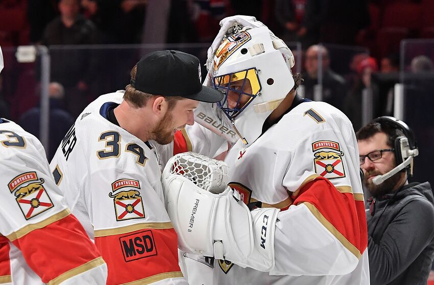 Florida Panthers Risk Running Luongo Into The Ground