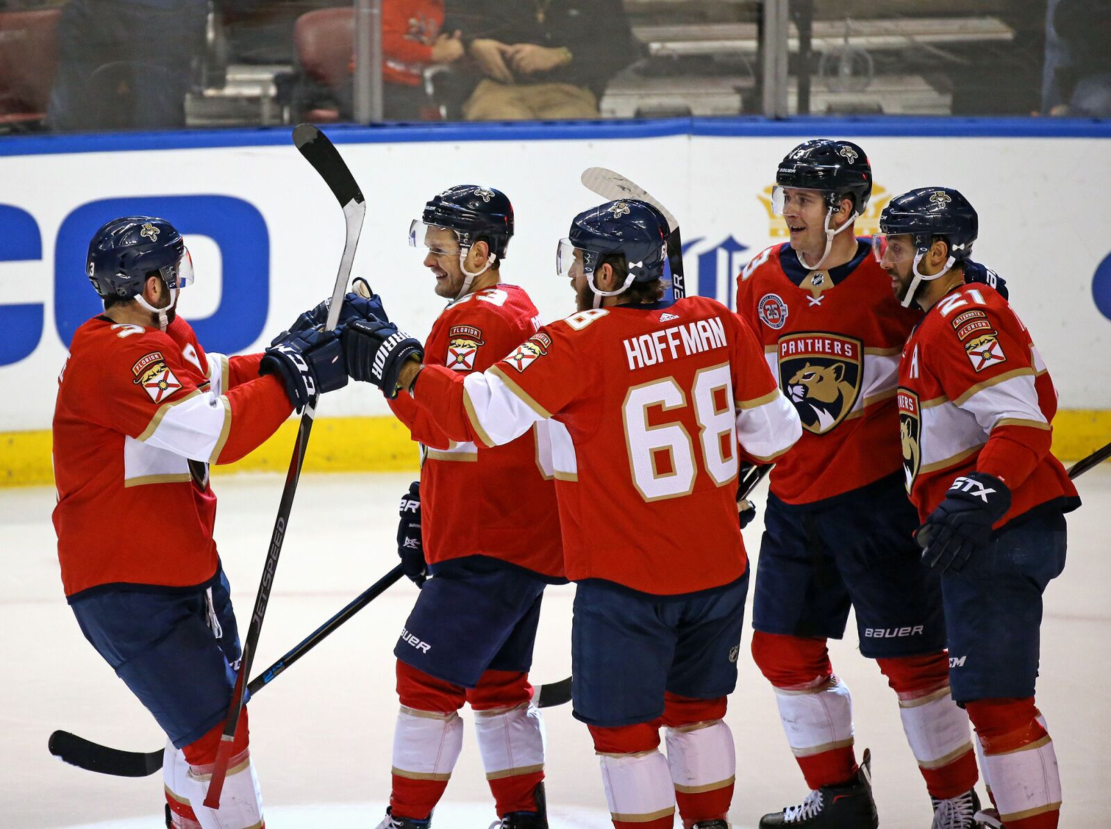 b201da14 Florida Panthers: Three Standouts From a Lovely Valentine's Day Dub - Page 3