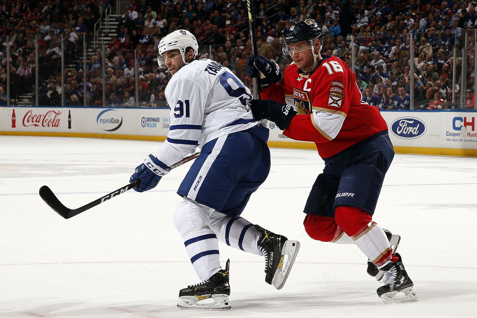 Florida Panthers: Keeping Up with the Leafs is Key to Making the Playoffs