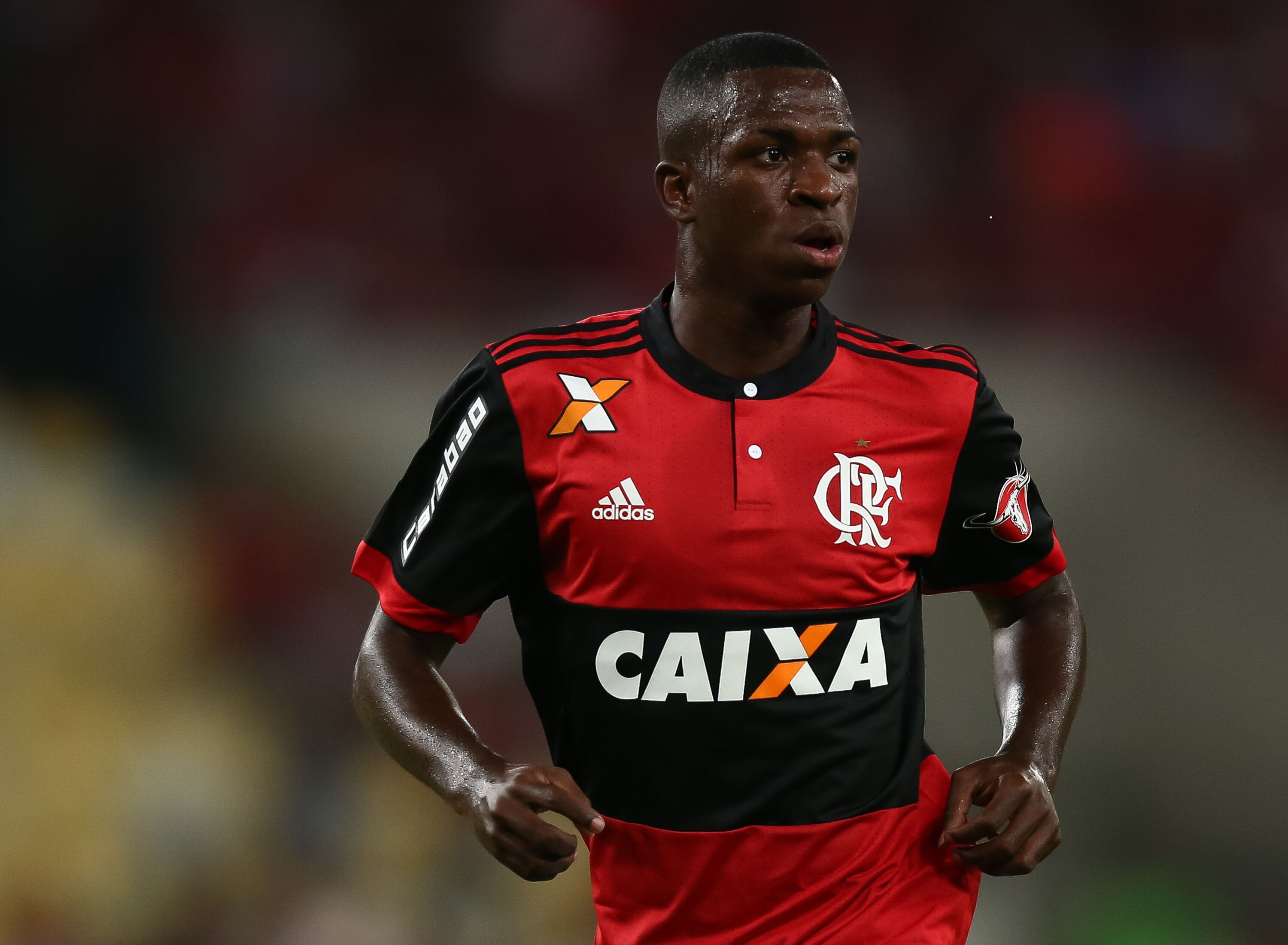 a125349a29d Real Madrid agree to terms with Vinicius Junior  the 16 year-old will join  Madrid in 2019