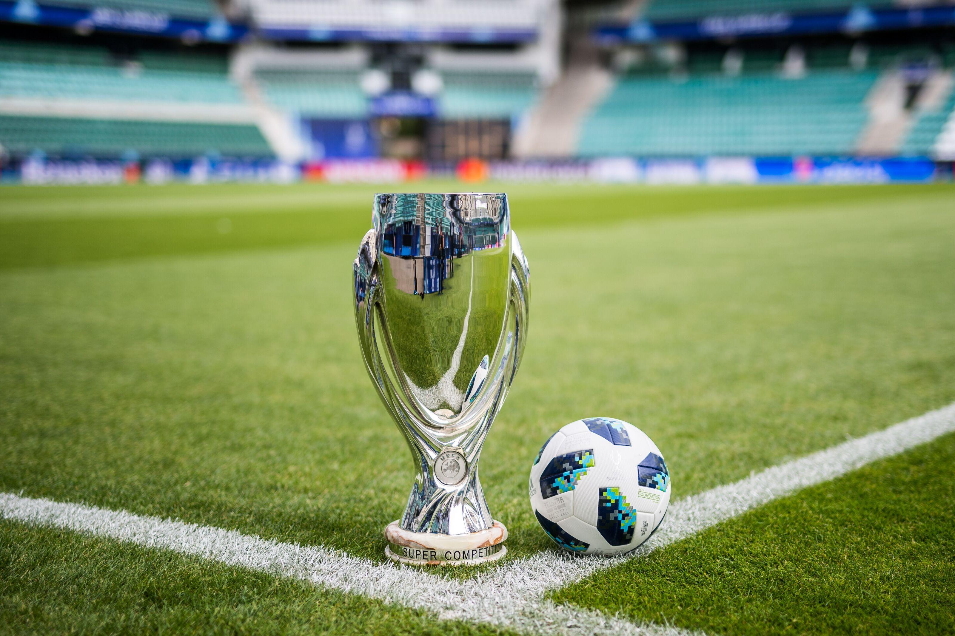 Supercup 2021 Гјbertragung