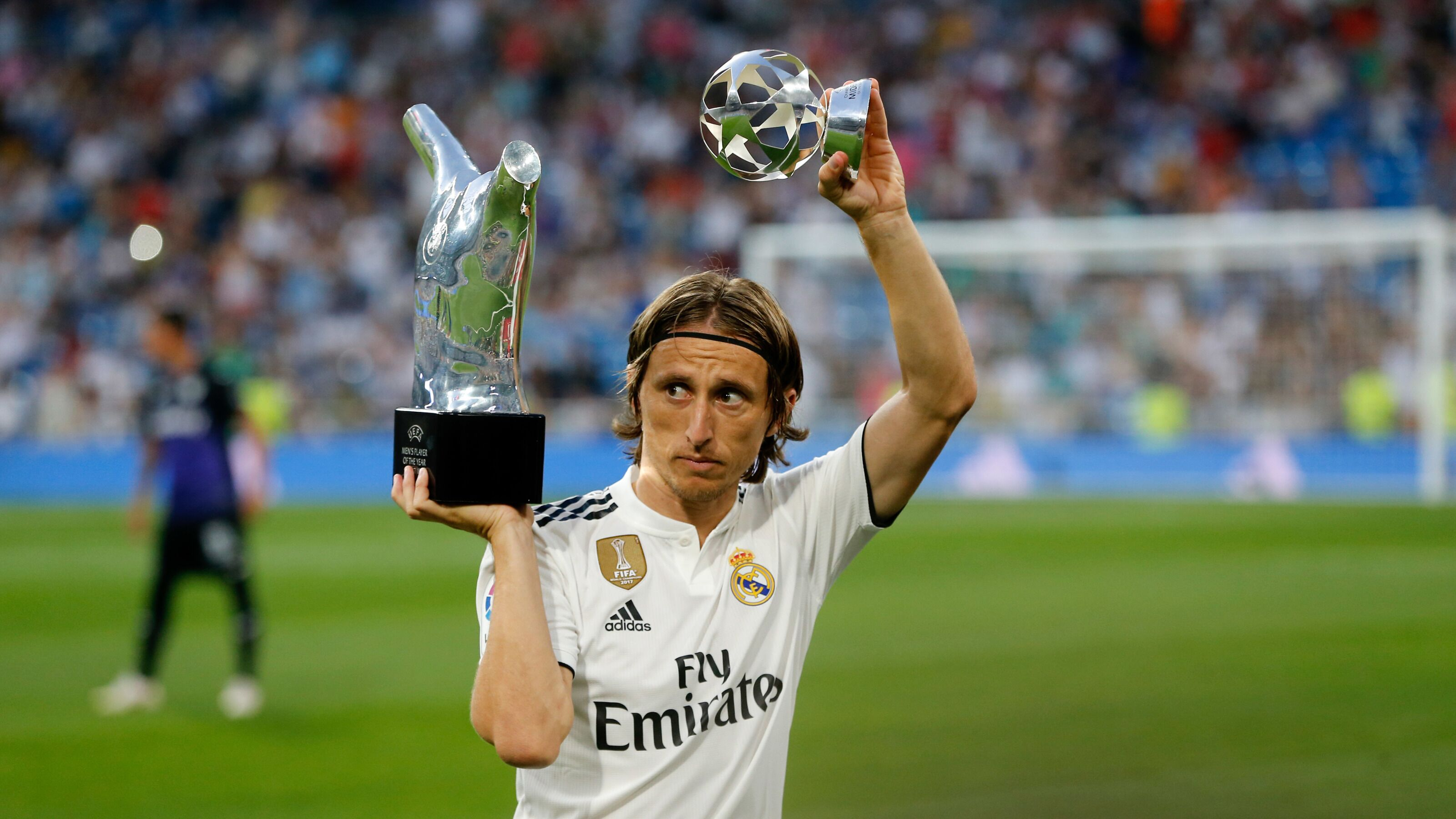 Real Madrid S Luka Modric Shortlisted For Bdr