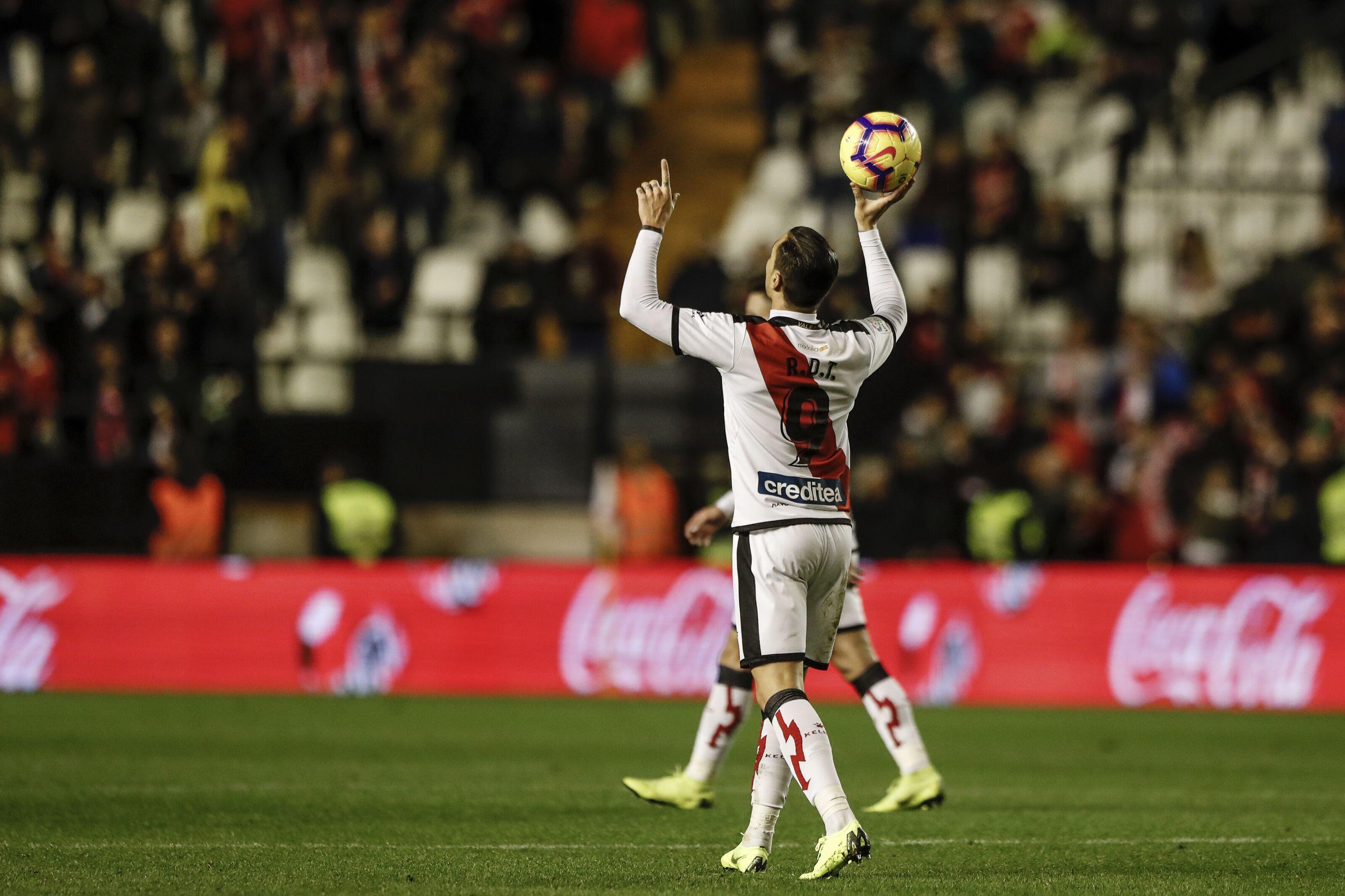 madrid players season play loan football rayo villareal role return three tomas vallecano getty