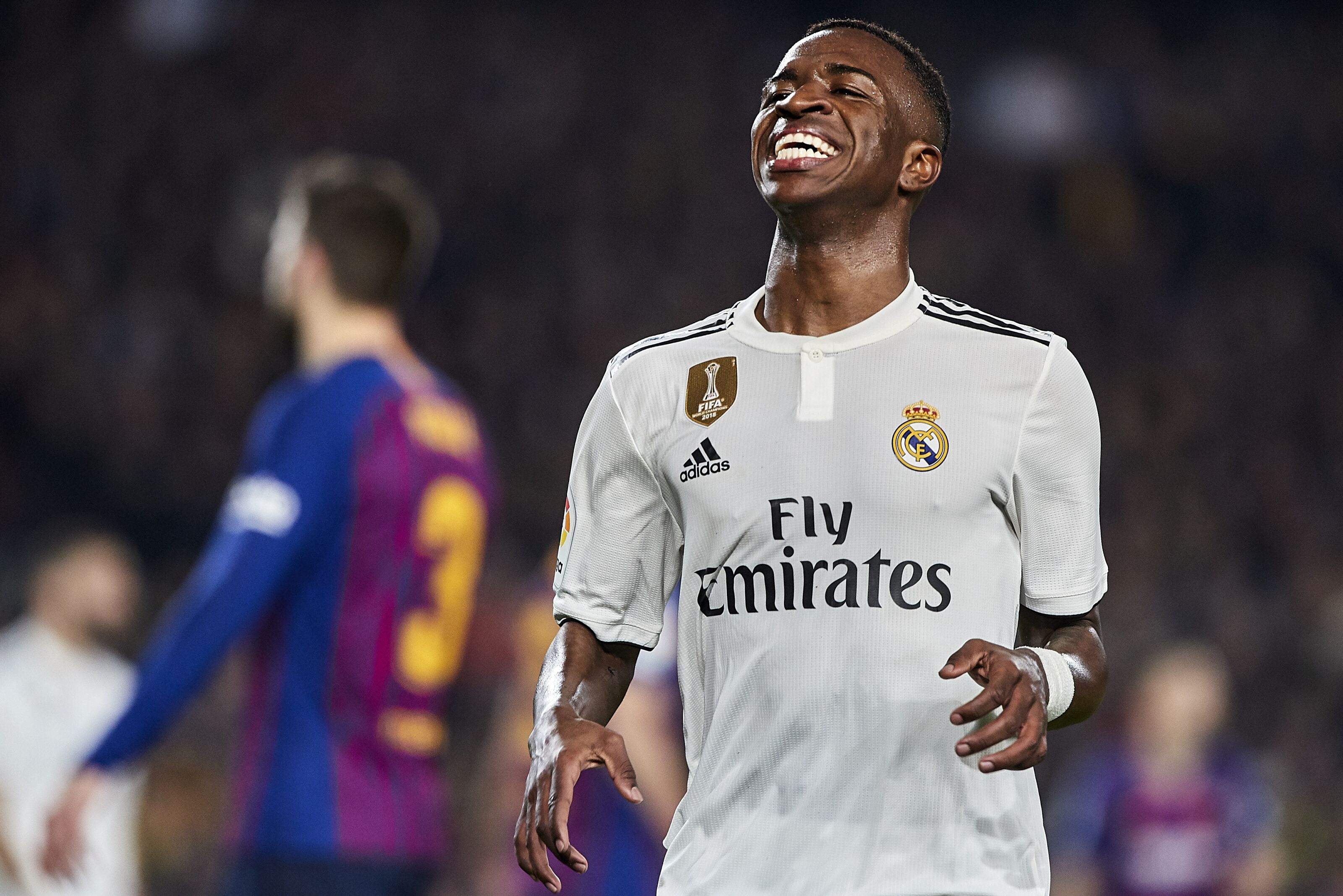 timeless design 7a4bb 8b87c Real Madrid: Don't be too critical of Vinicius Junior for ...