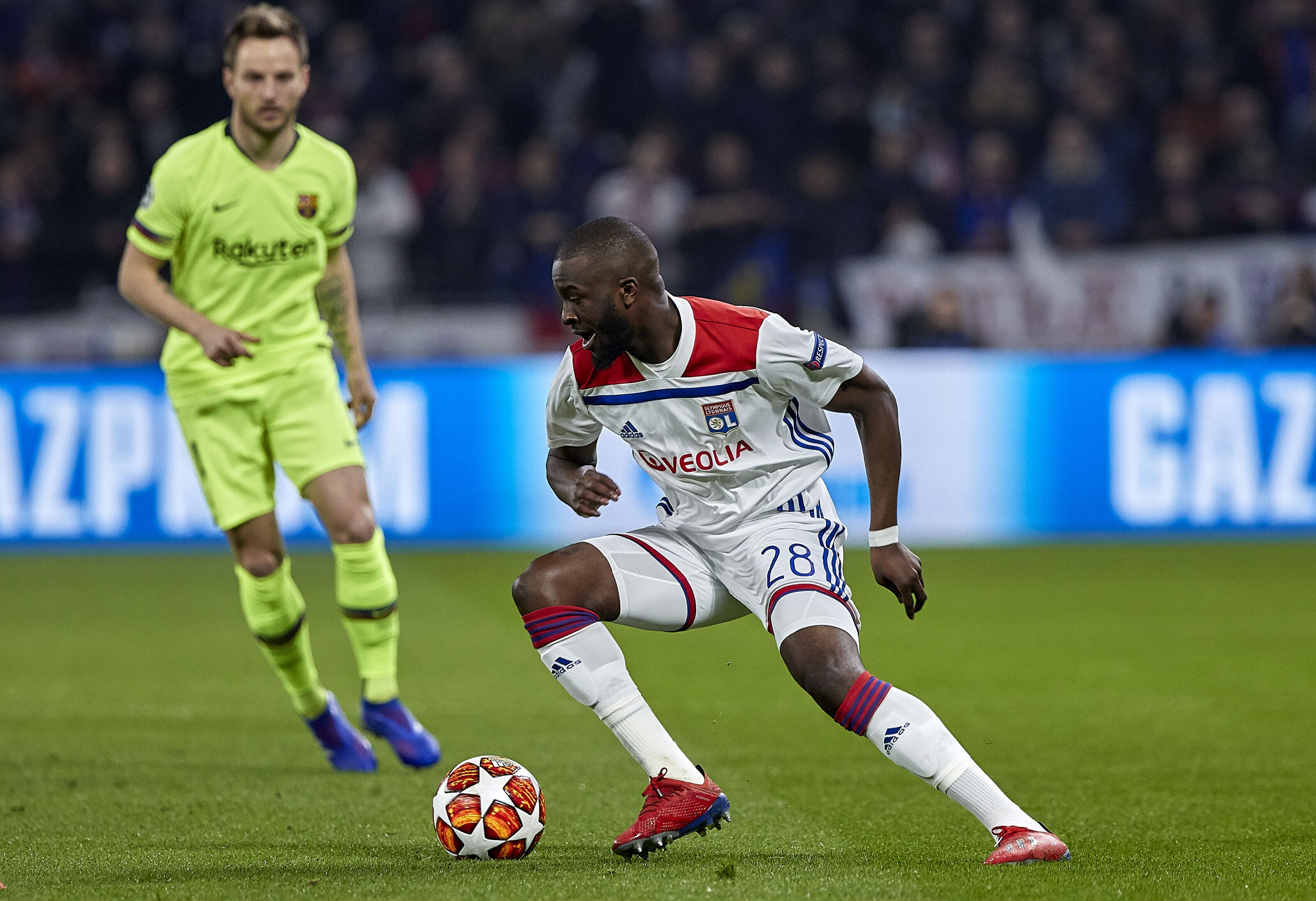 Image result for jean-michel aulas tanguy ndombele 2019