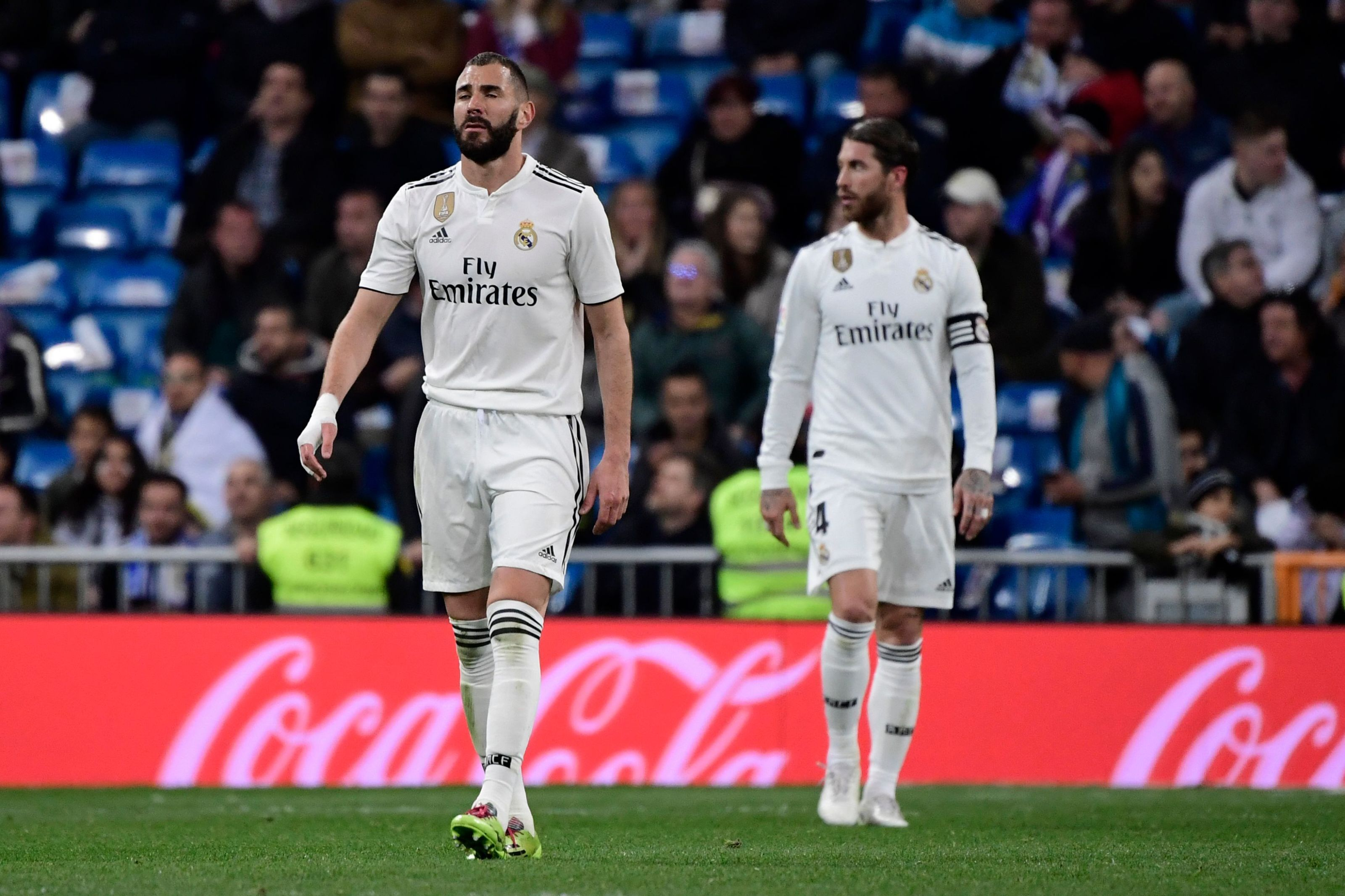 Real Madrid: Karim Benzema will return this weekend, Sergio Ramos will play against Betis