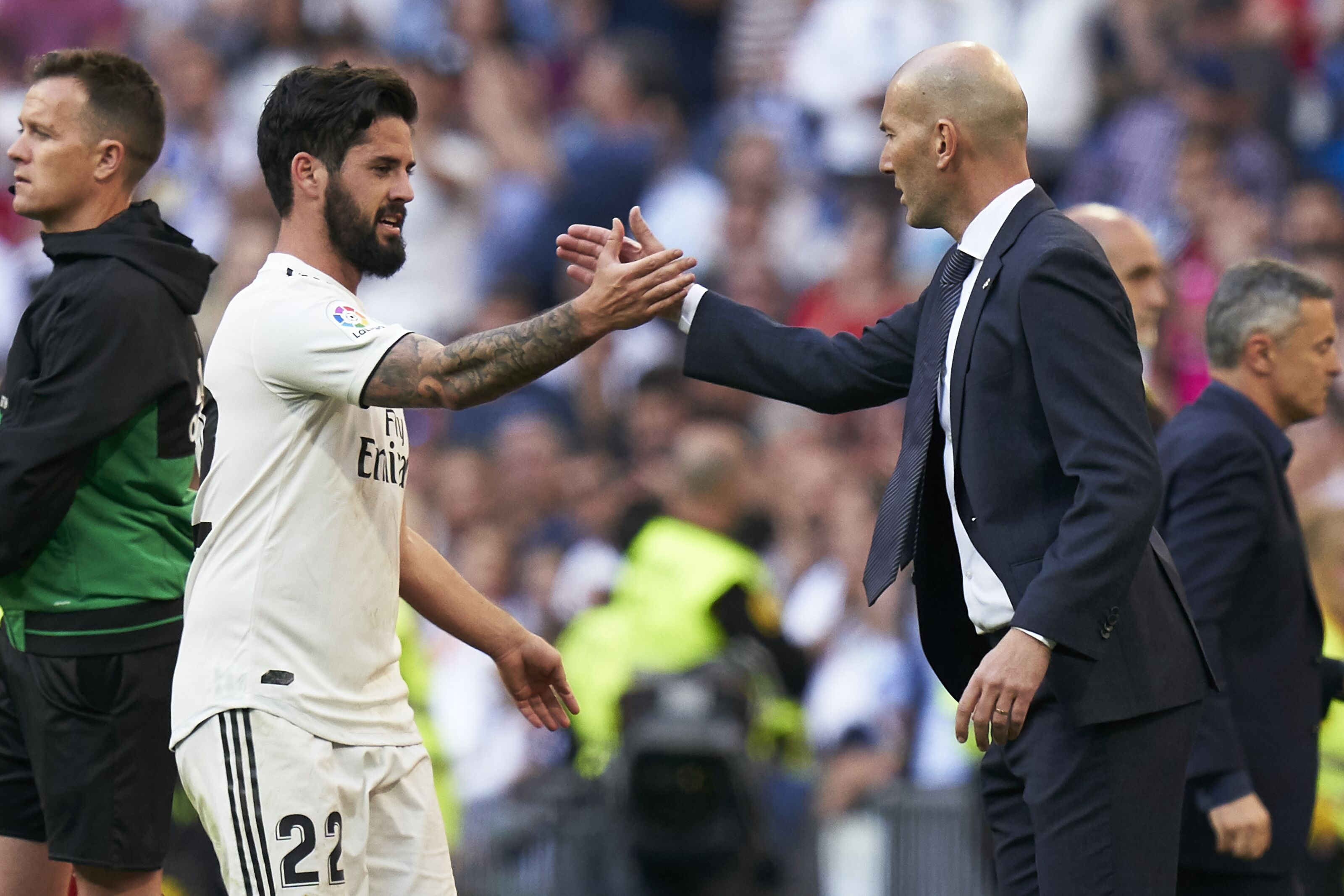 Quick Recap: Zinedine Zidane Returns To Real Madrid With A Win