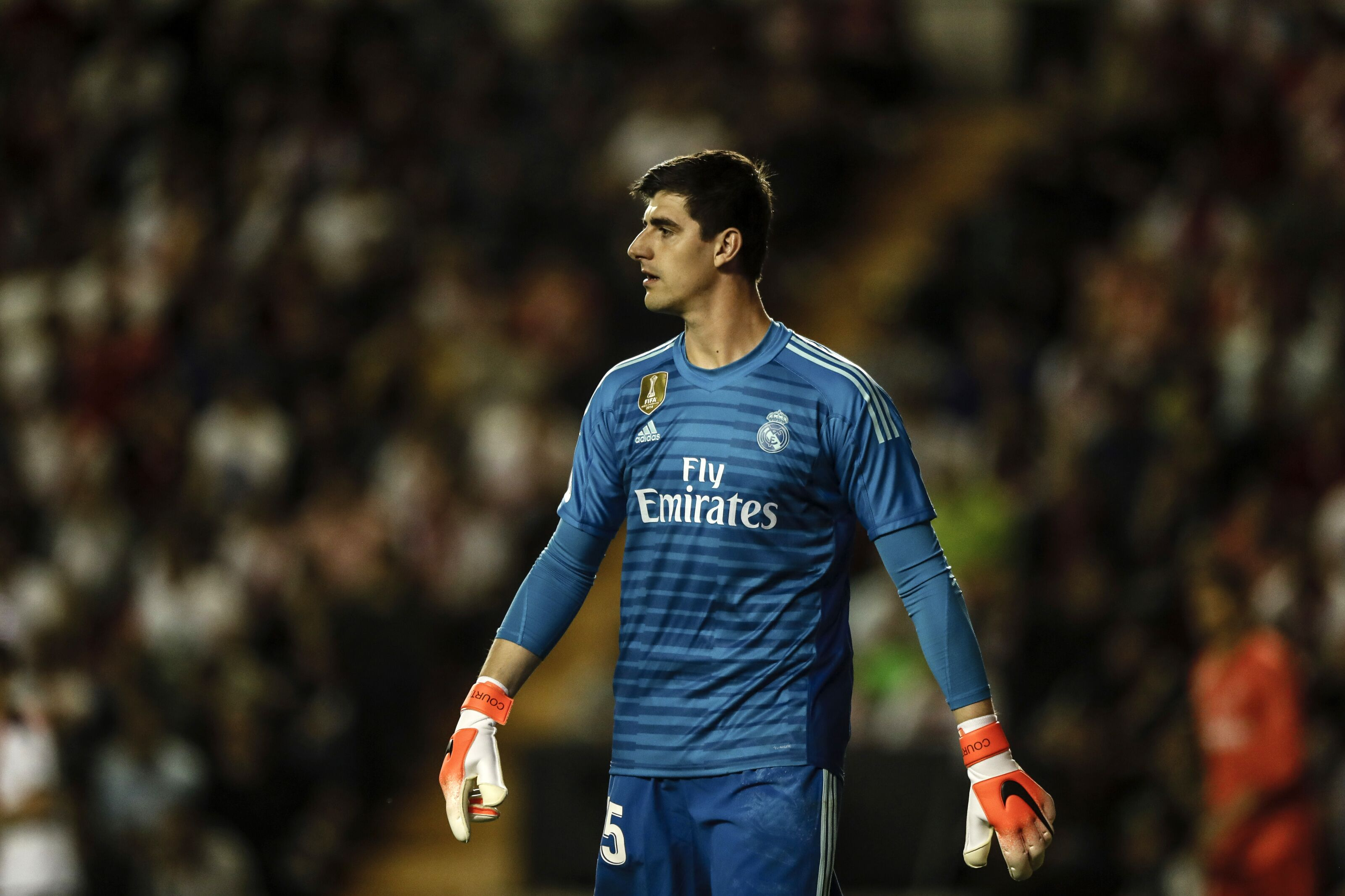Real Madrid: Is Thibaut Courtois livid with the fans?