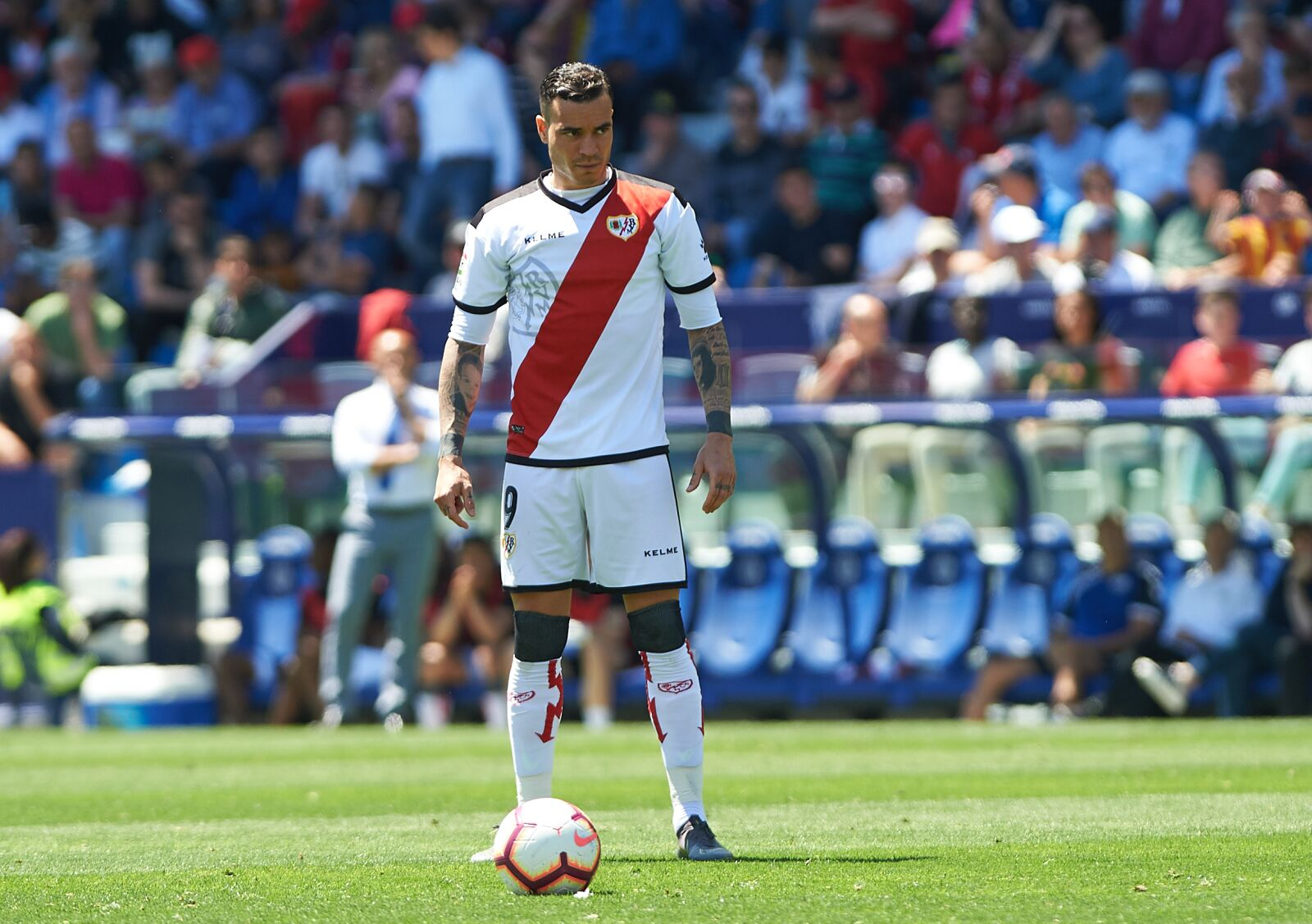 Raul de Tomas is ready for the Real Madrid first team