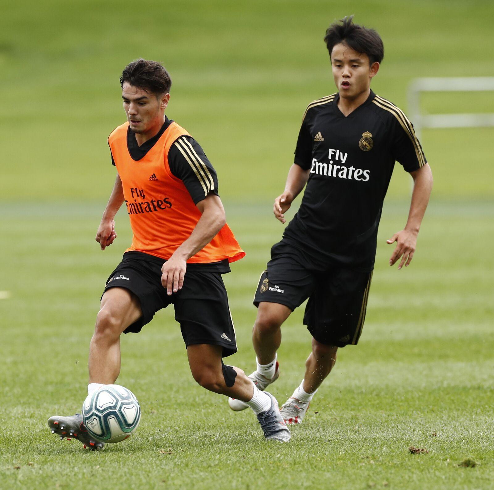 Real Madrid's Rodrygo vs. Kubo vs. Brahim dilemma