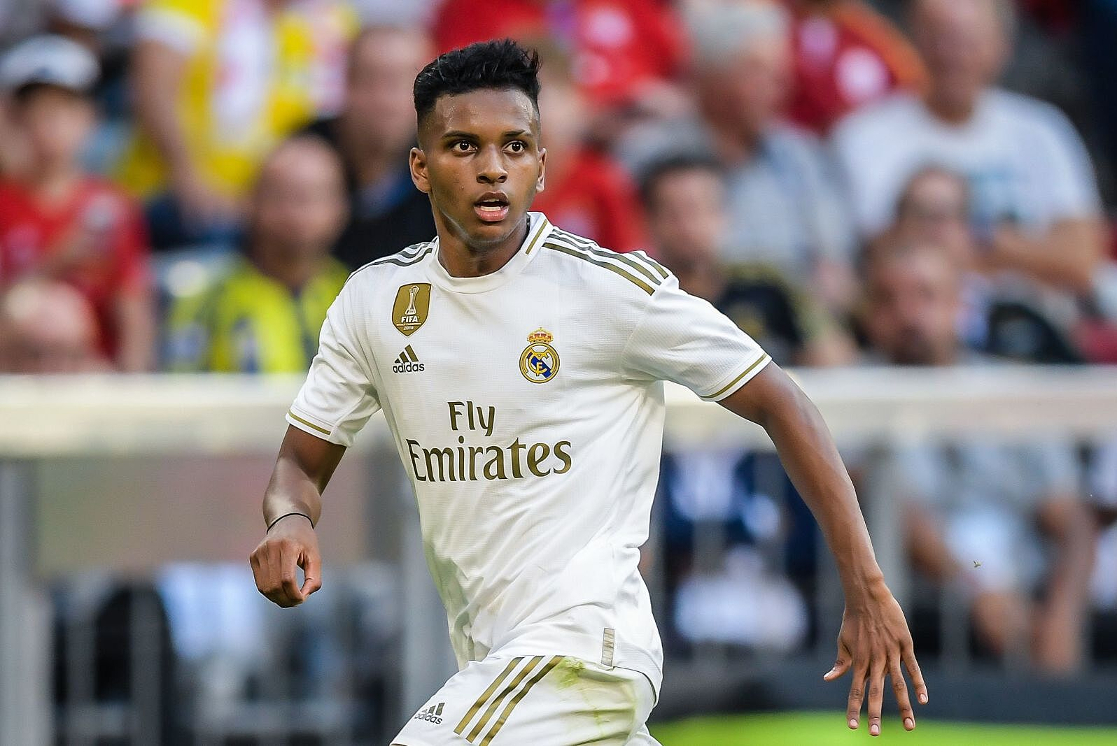 Rodrygo (Real Madrid) - Highest paid teenagers