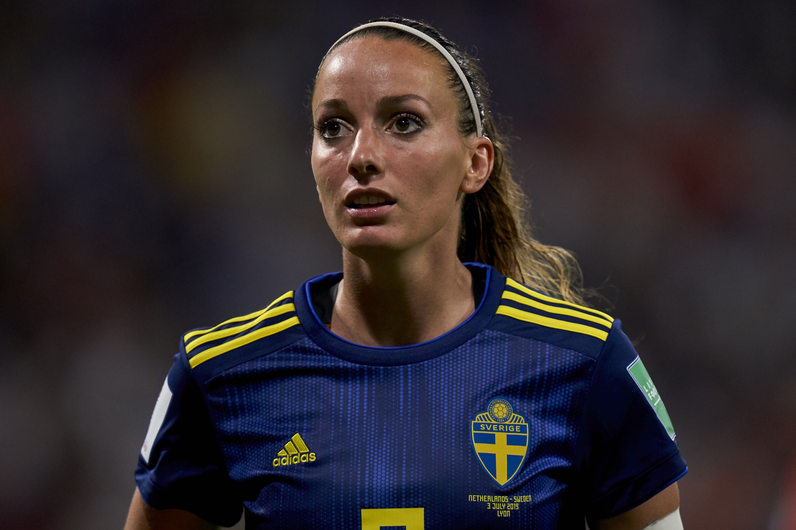 Real Madrid's first Galacatica signing – Kosovarre Asllani