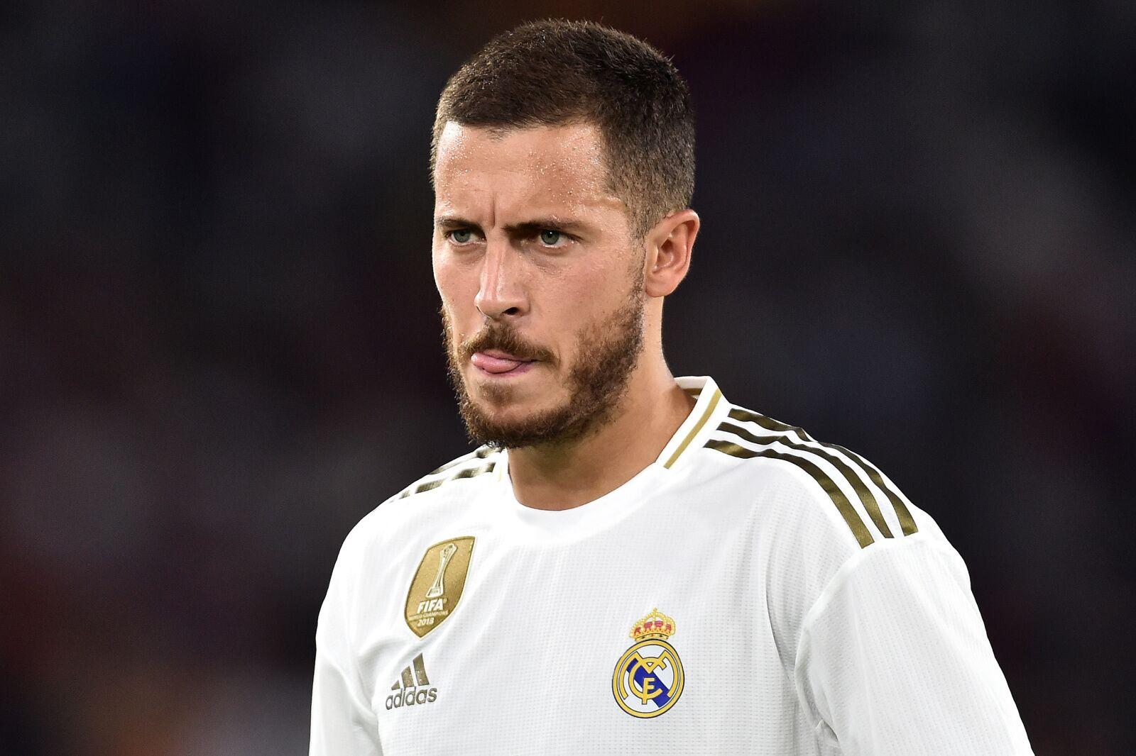 Real Madrid: Eden Hazard won't return before early September