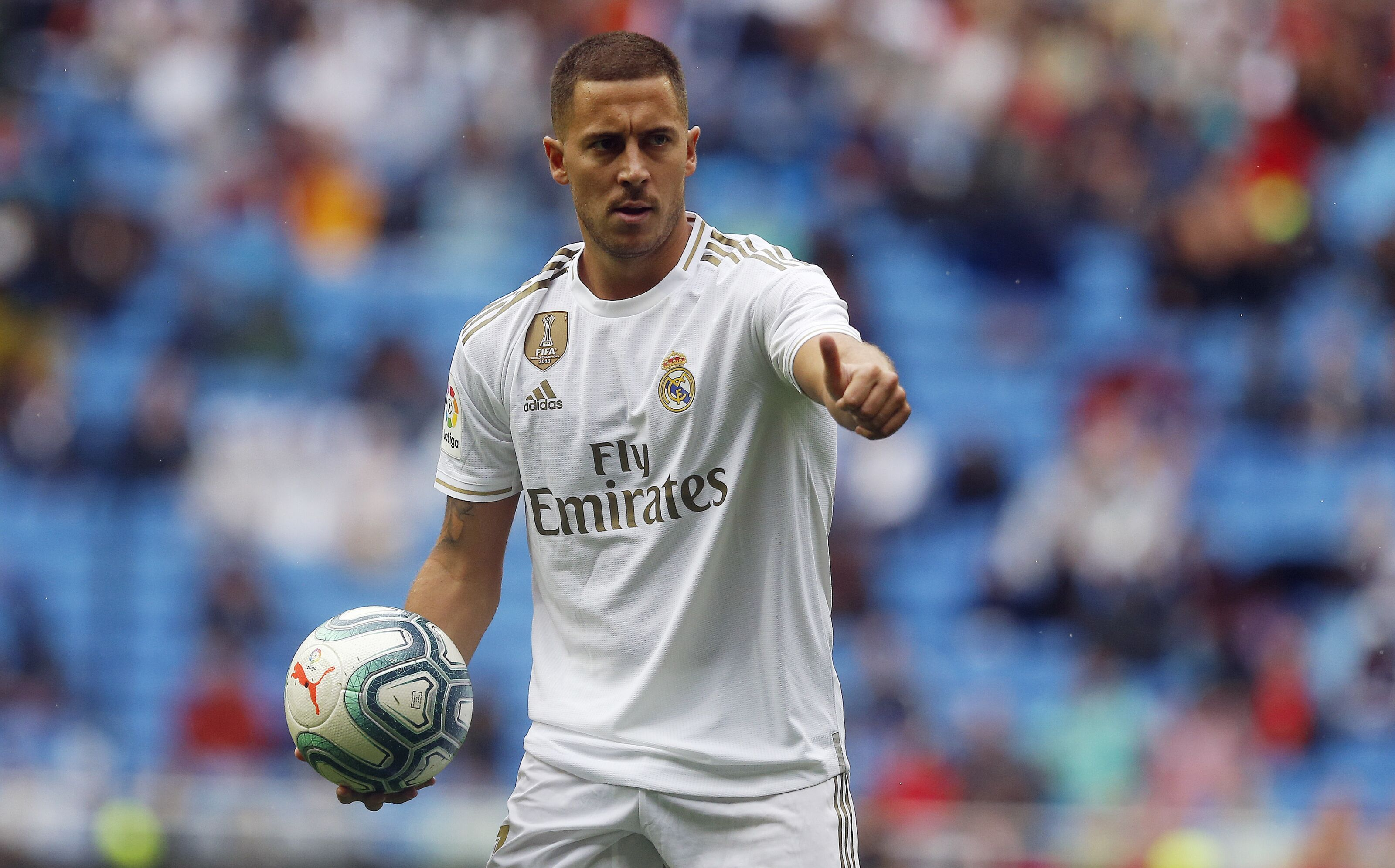 Real Madrid vs. Levante 4 Key Stats: Eden Hazard's impact as a substitute