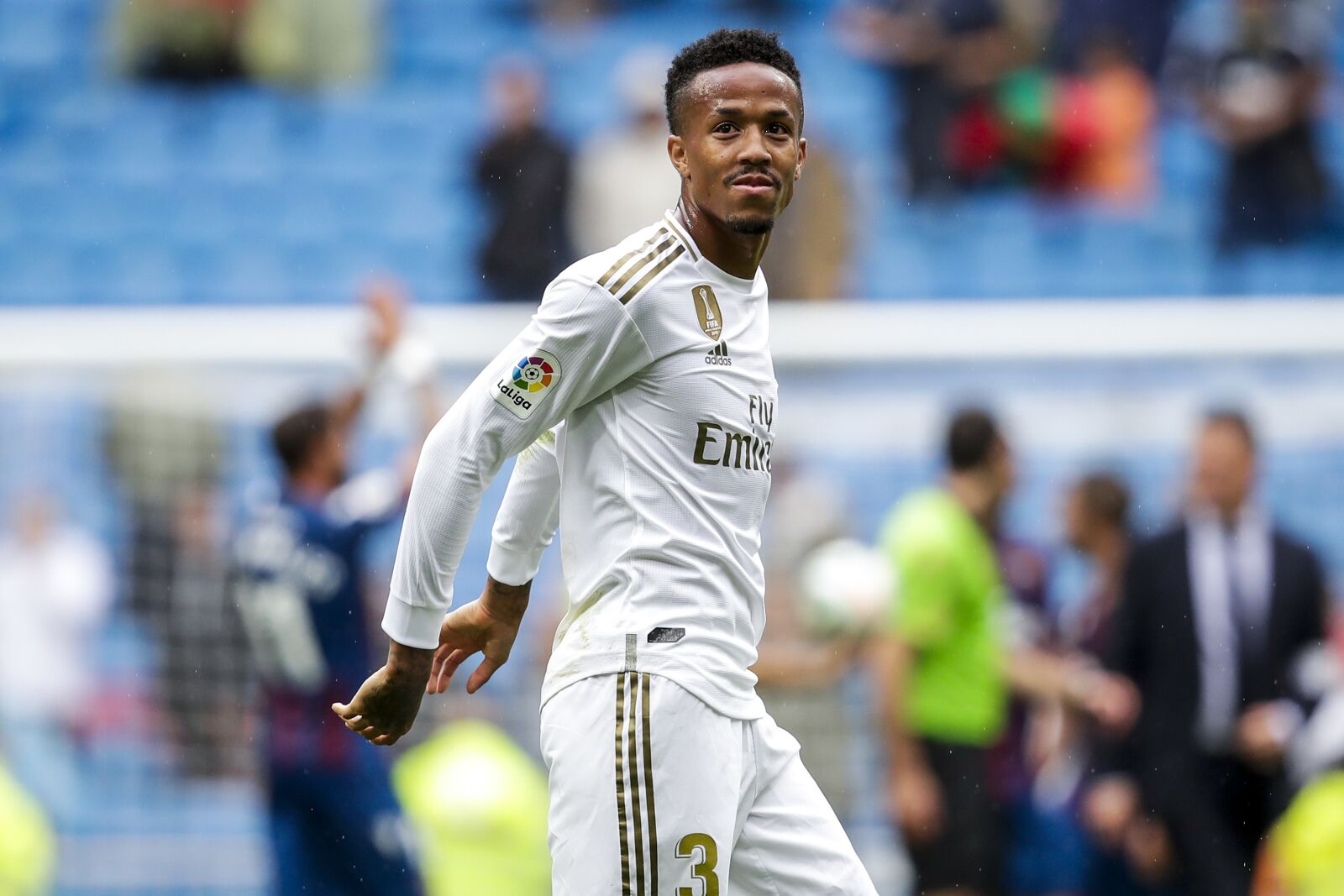 Real Madrid: PSG game a great measuring stick for Eder Militao