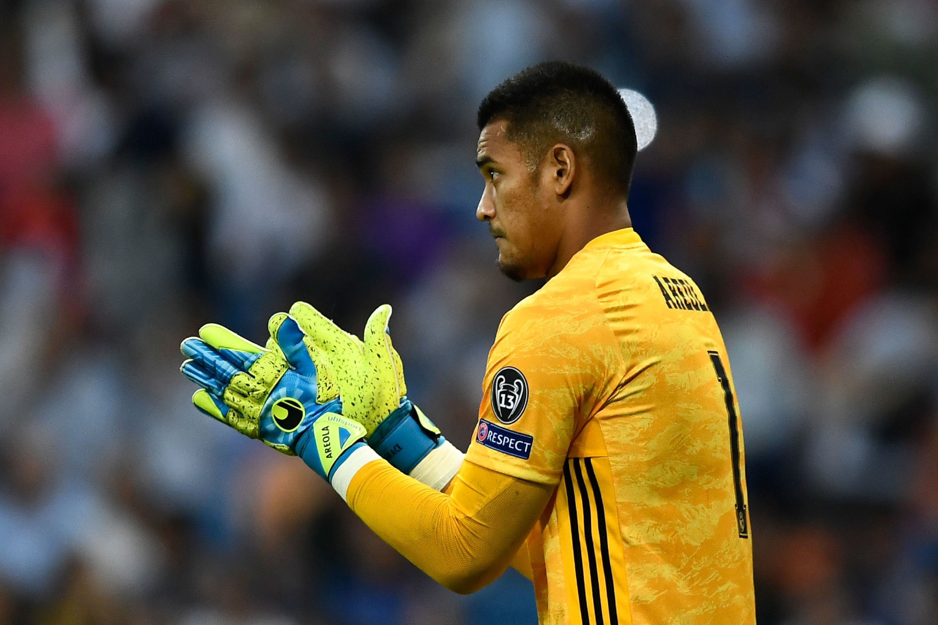 Real Madrid: Alphonse Areola has earned the opportunity to start
