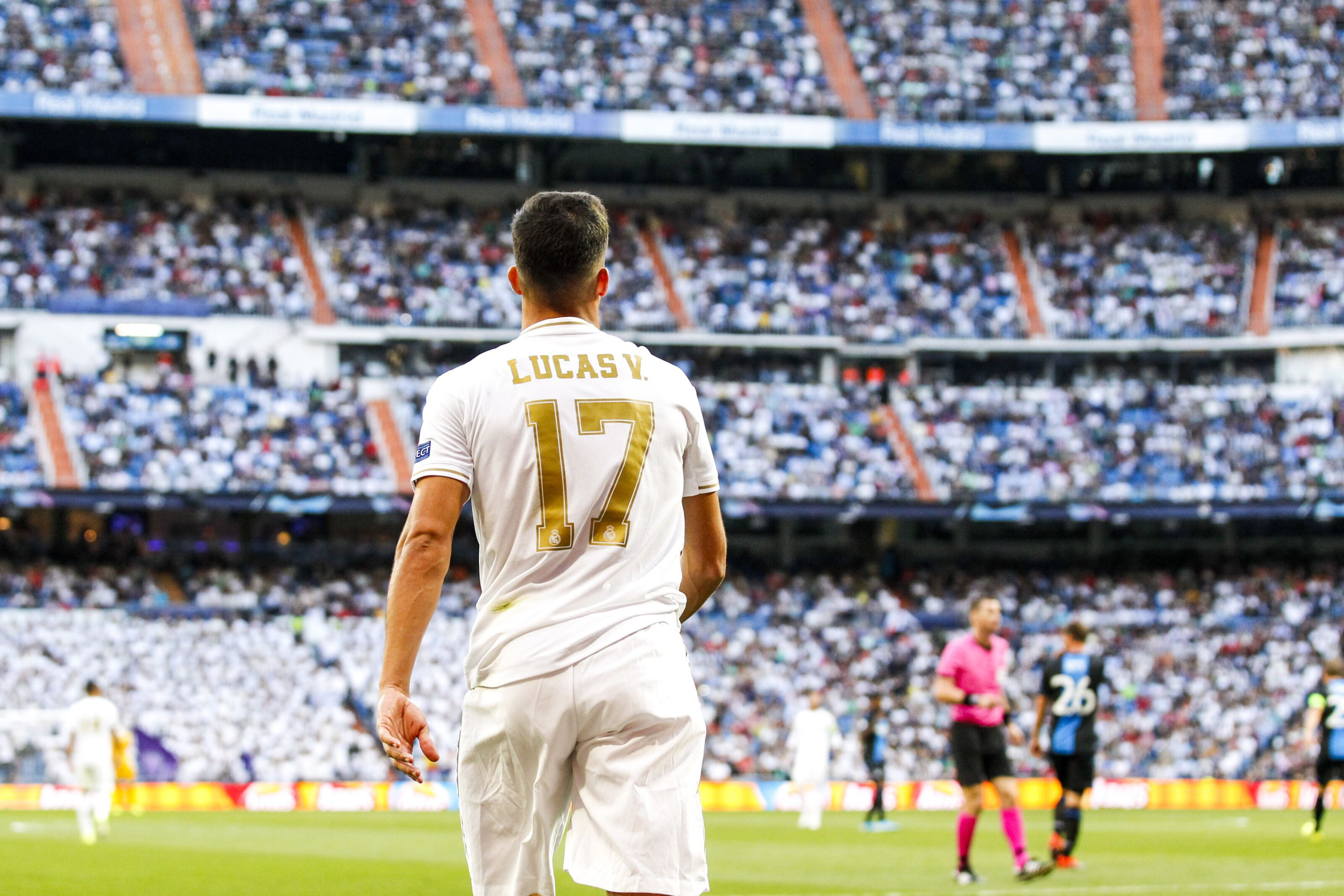 Does Lucas Vazquez still have a place in the Real Madrid squad?