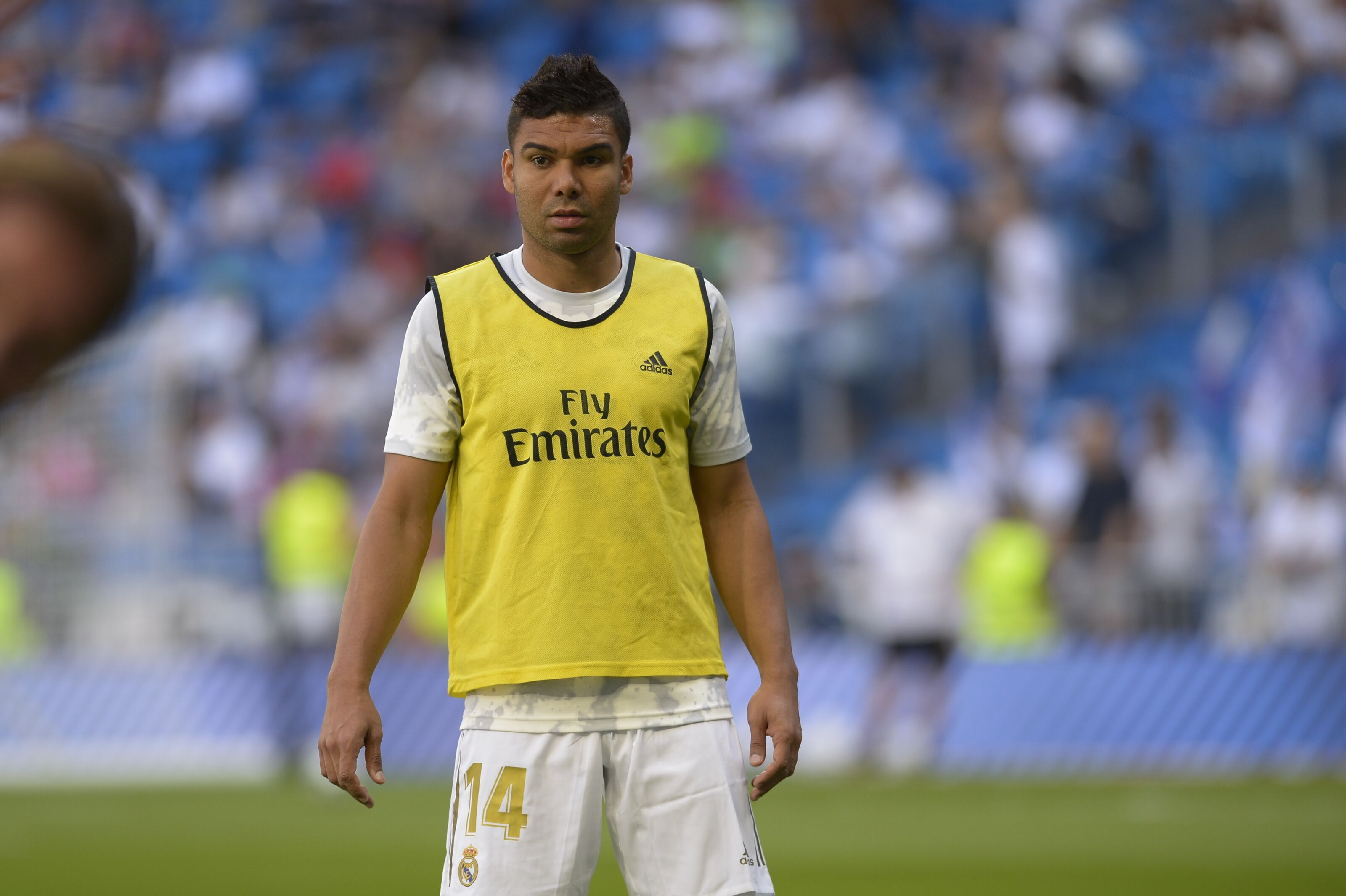 Real Madrid: Casemiro the striker?