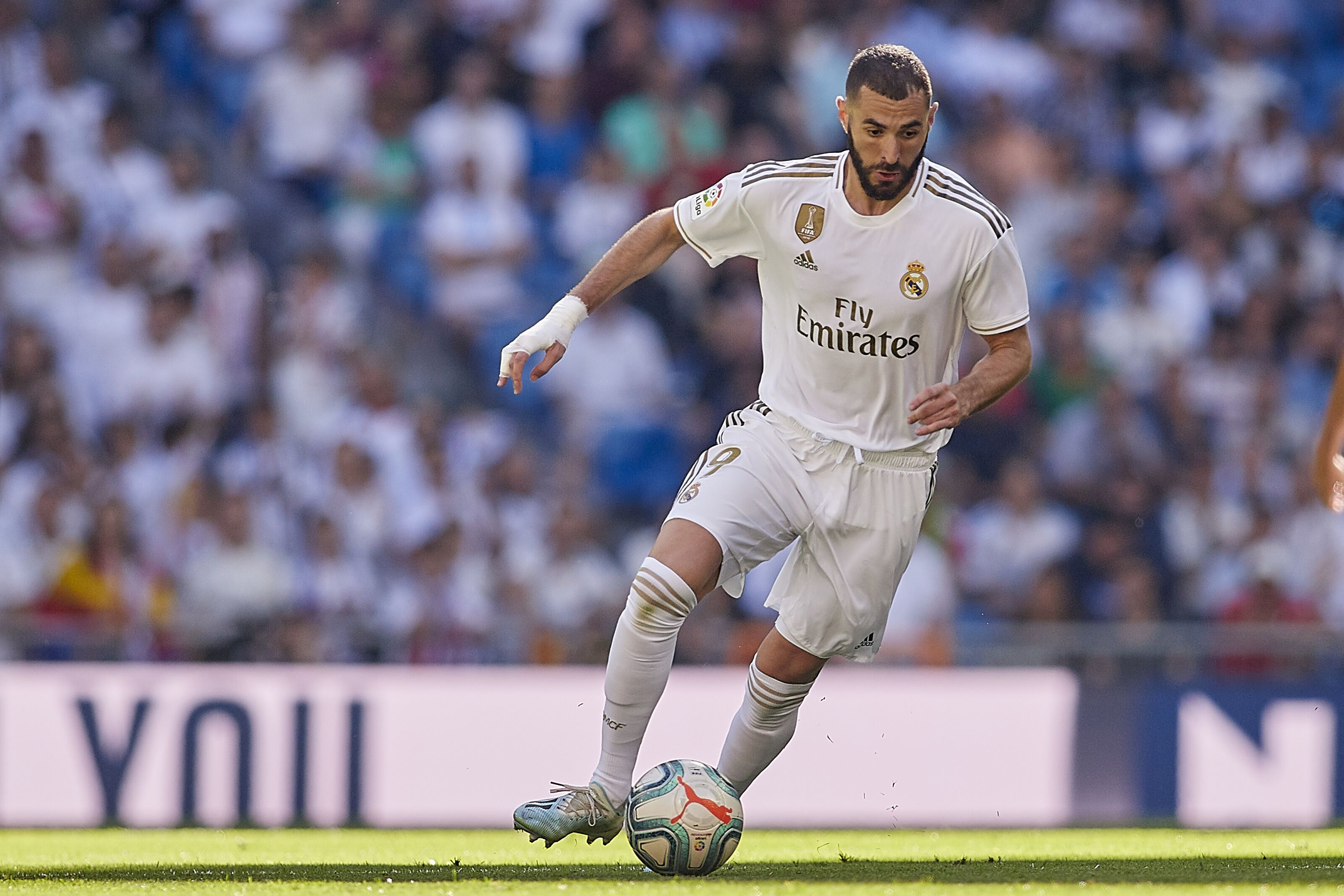Real Madrid: The 5 best individual games at October break
