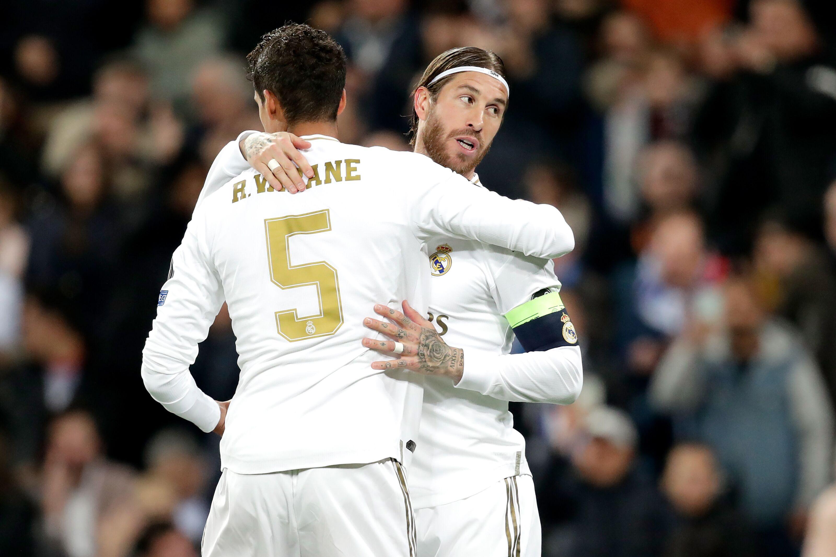 Real Madrid: Don't overlook Sergio Ramos, Raphael Varane