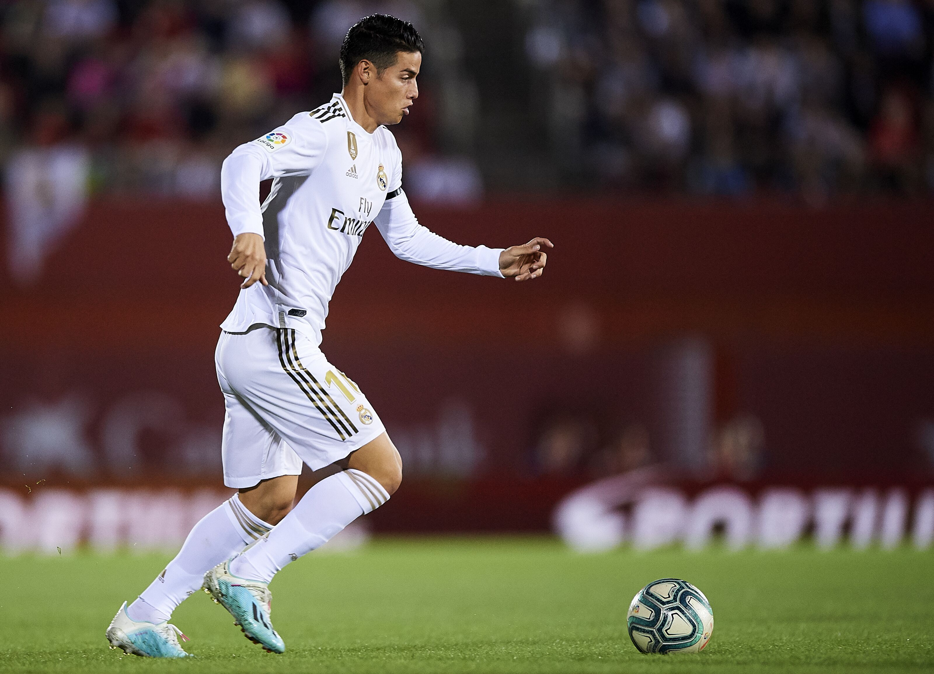 Real Madrid: How long will James Rodriguez be out with knee injury?