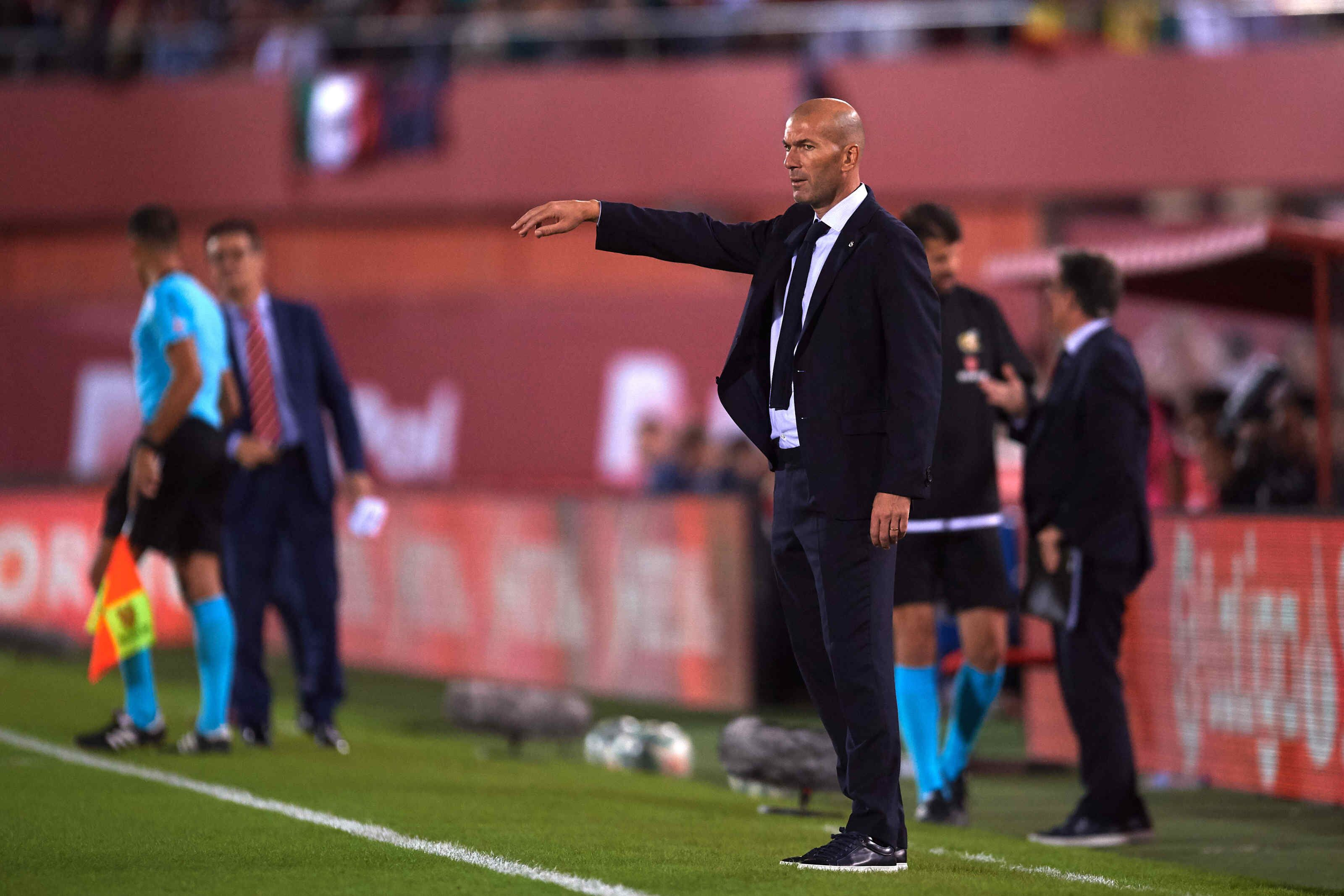 Real Madrid deserved to lose to Mallorca after listless performance