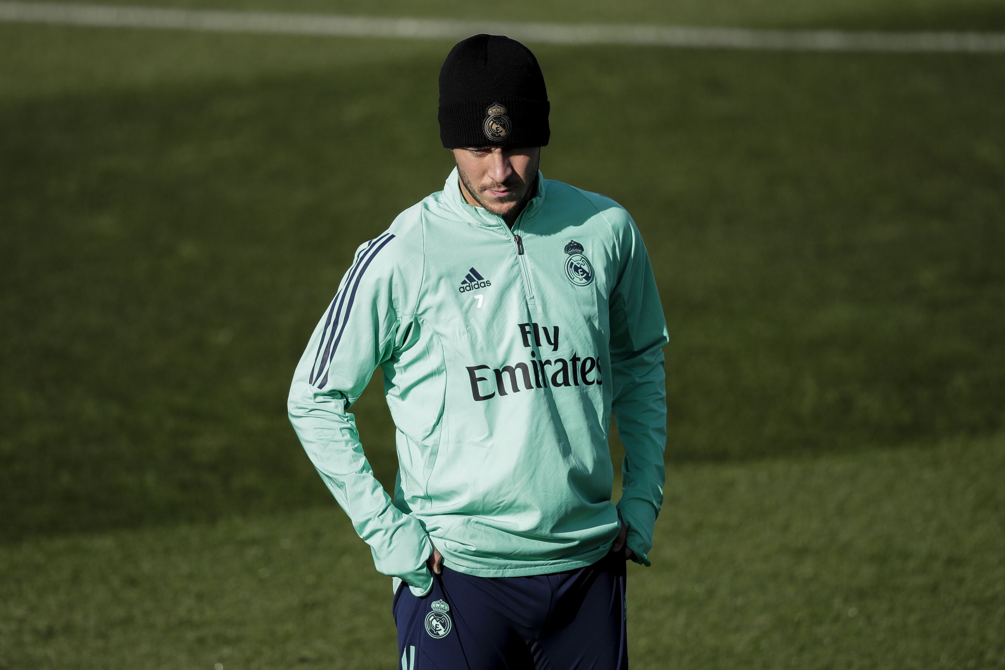 Real Madrid: Eden Hazard is nearing his return to the first team
