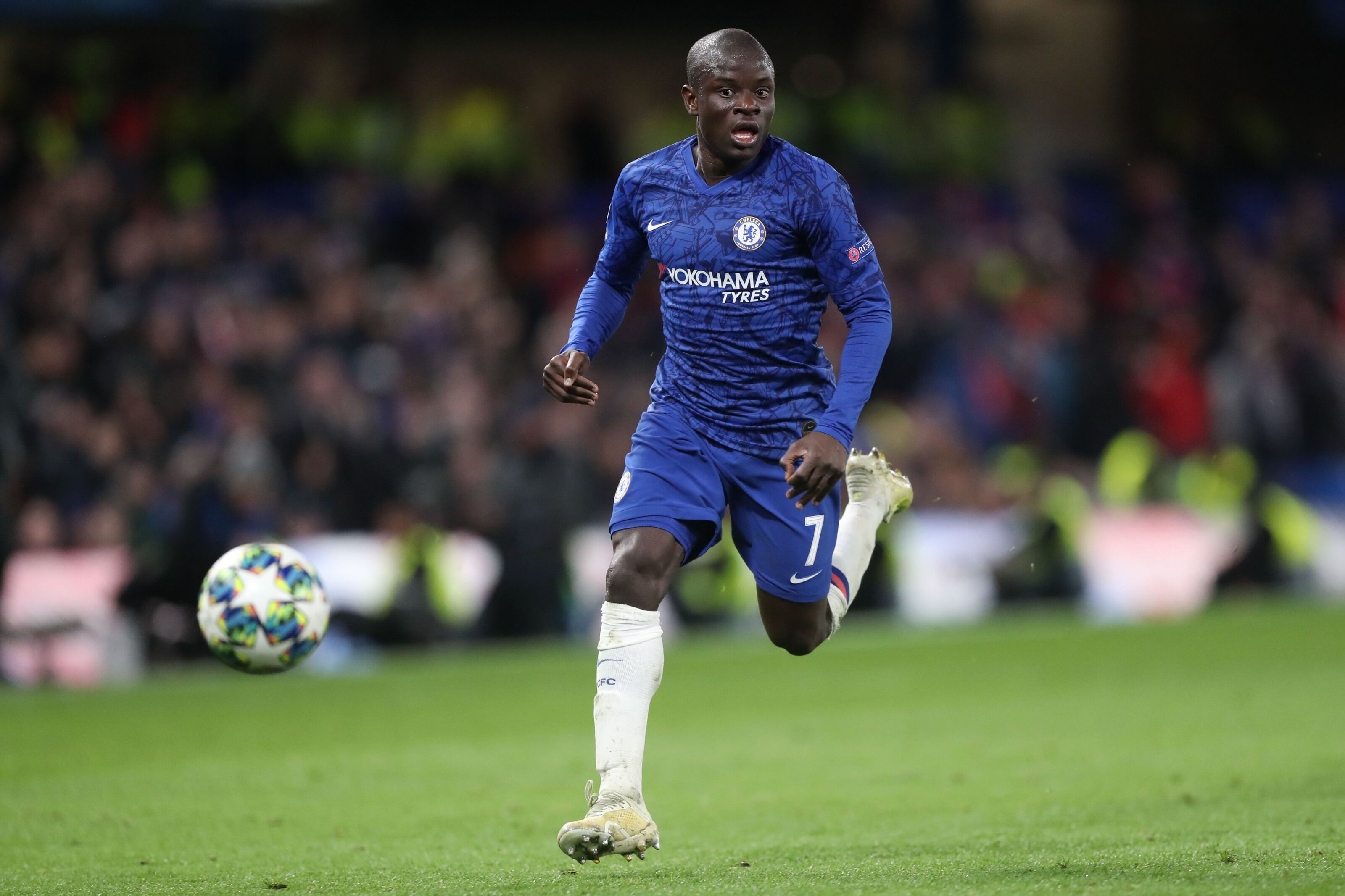 Real Madrid, Barcelona to compete for N'Golo Kante?