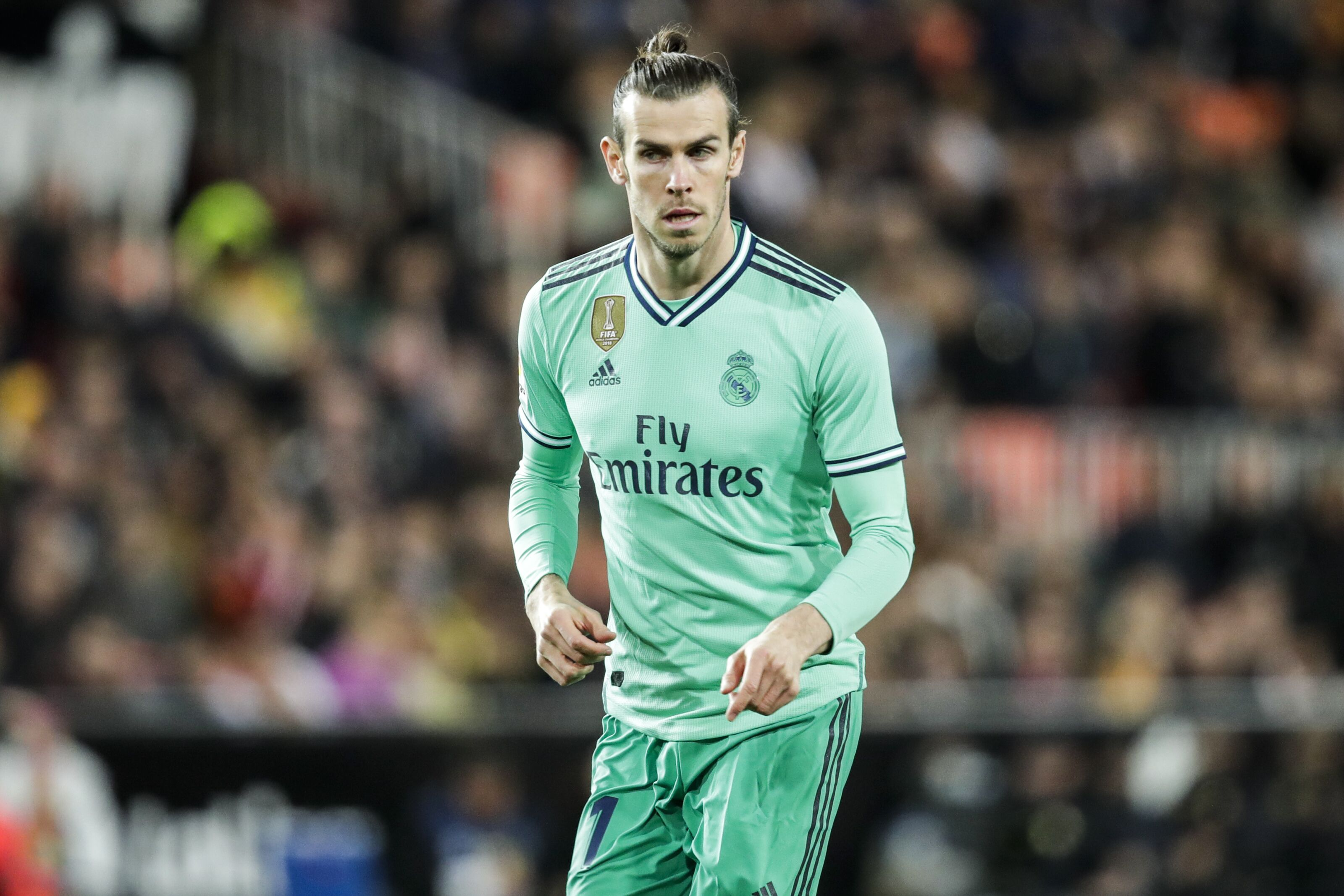 Real Madrid will probably not have Gareth Bale against Zaragoza