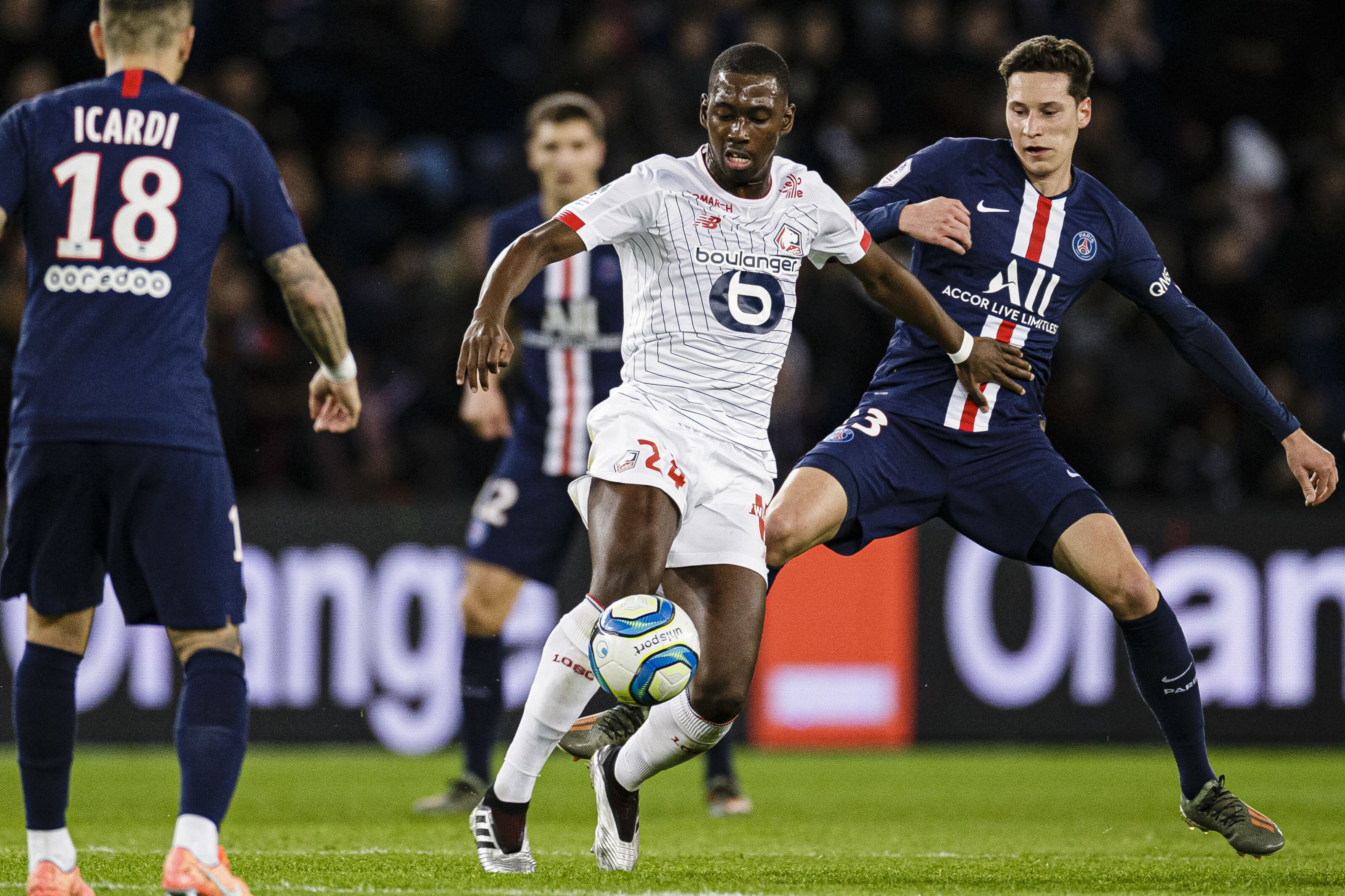 Real Madrid among six teams to send offer to Lille for midfielder