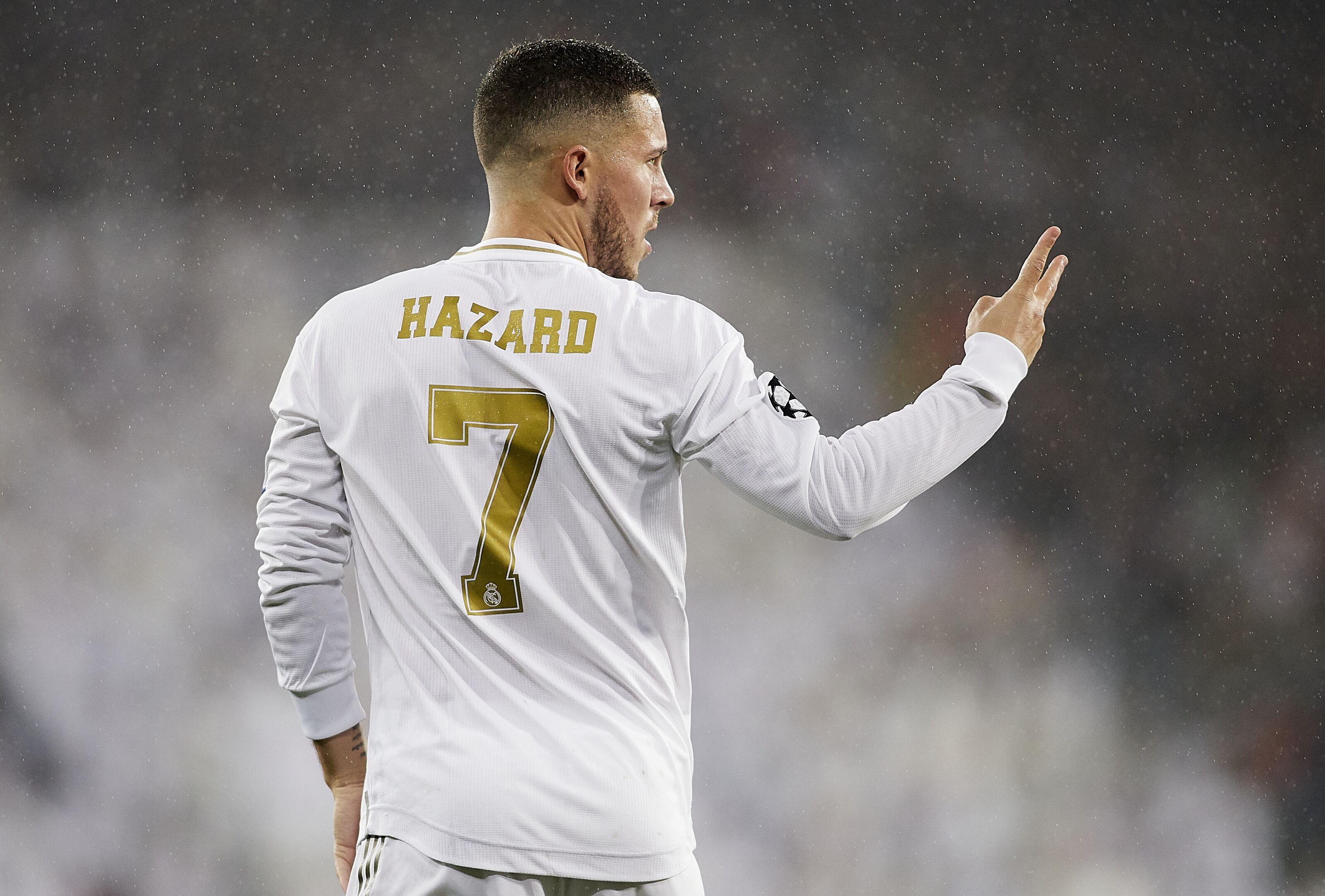 Real Madrid: Eden Hazard called 'the Michael Jordan of football'