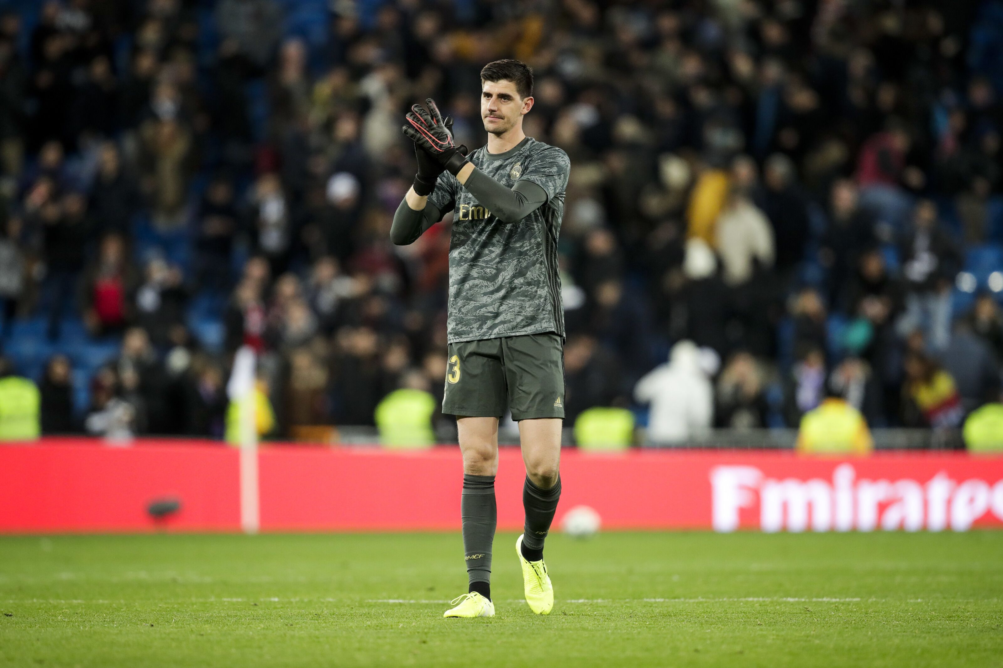 Real Madrid: Thibaut Courtois Is Doing Something Iker