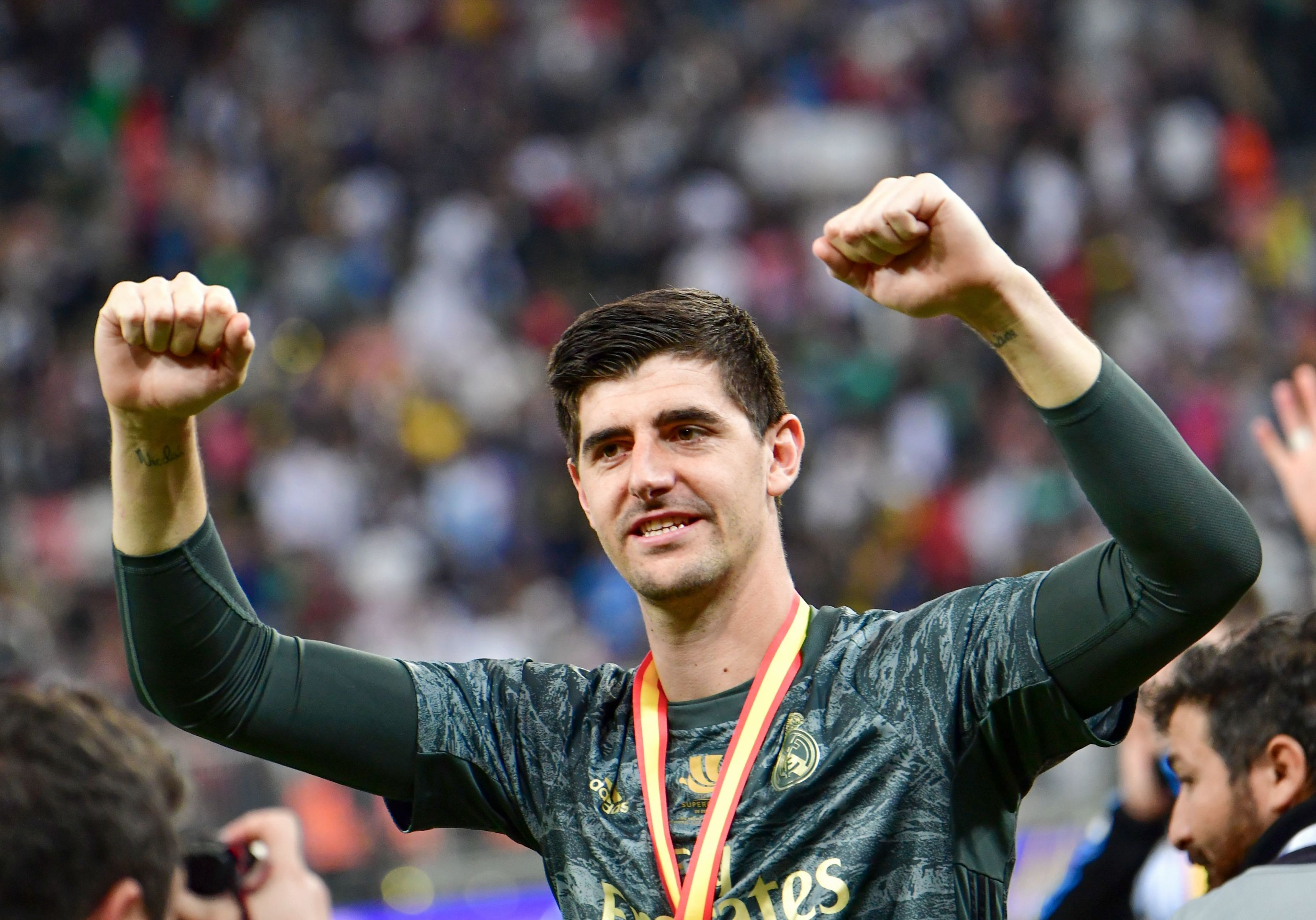 Real Madrid: Thibaut Courtois brings a level of safety not felt since Iker Casillas