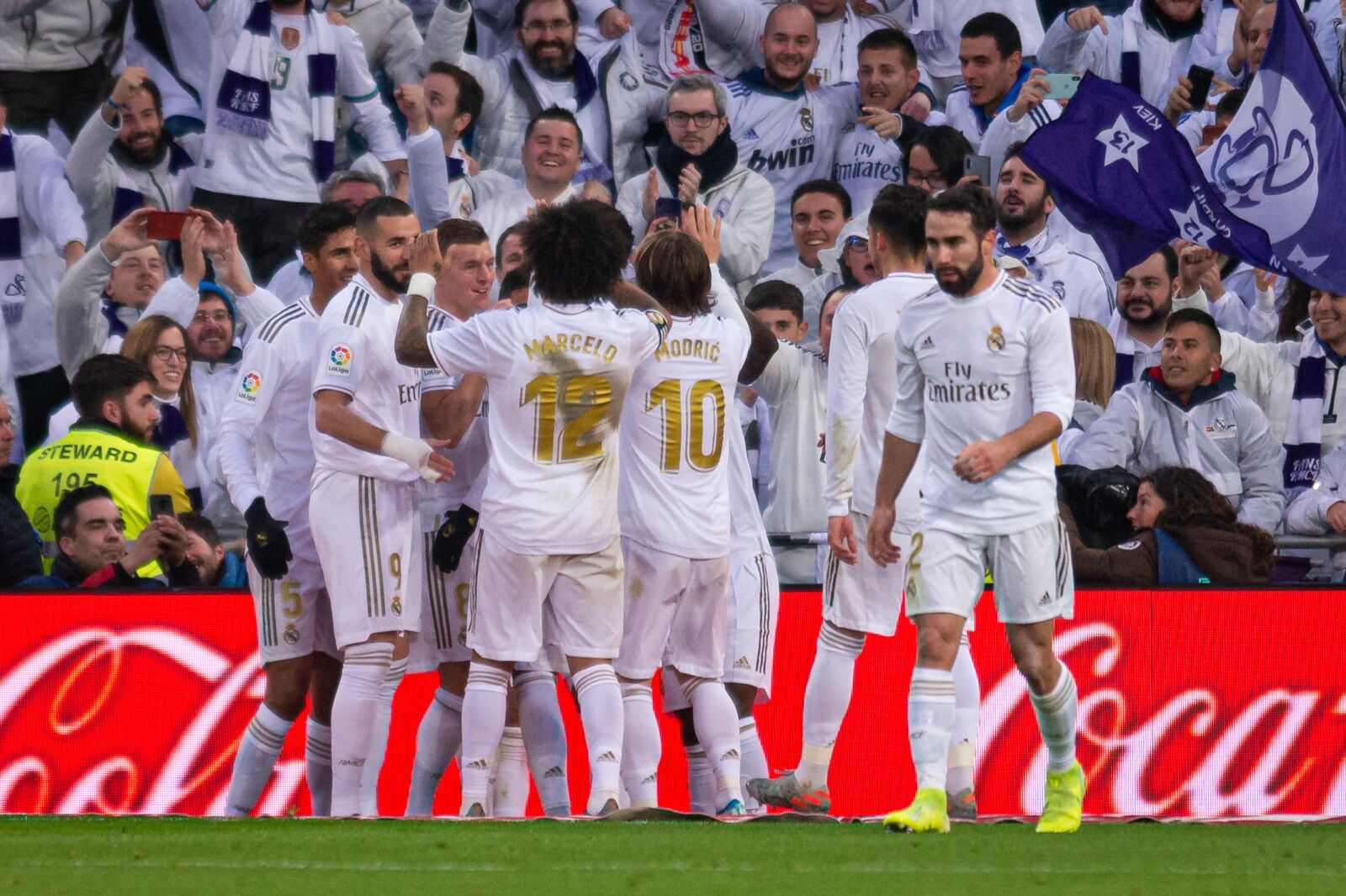 Real Madrid's 91 days of glory rolls on