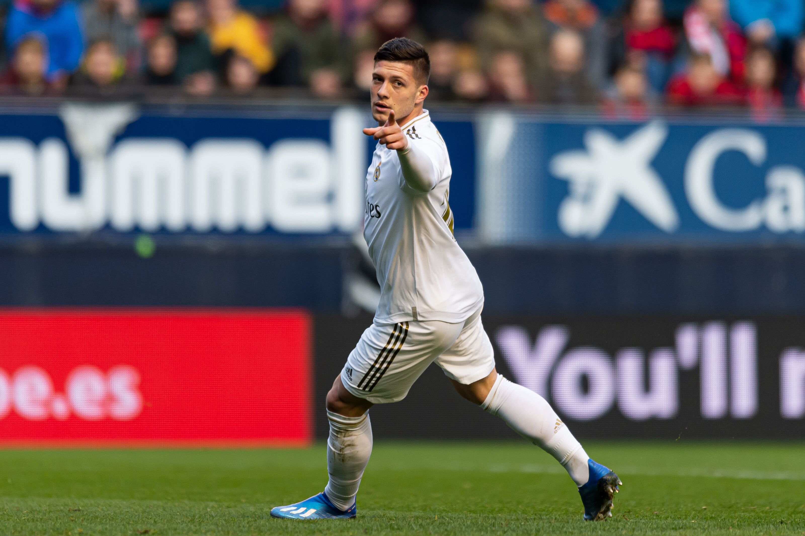 Real Madrid: The flashes of brilliance from Luka Jovic are clear